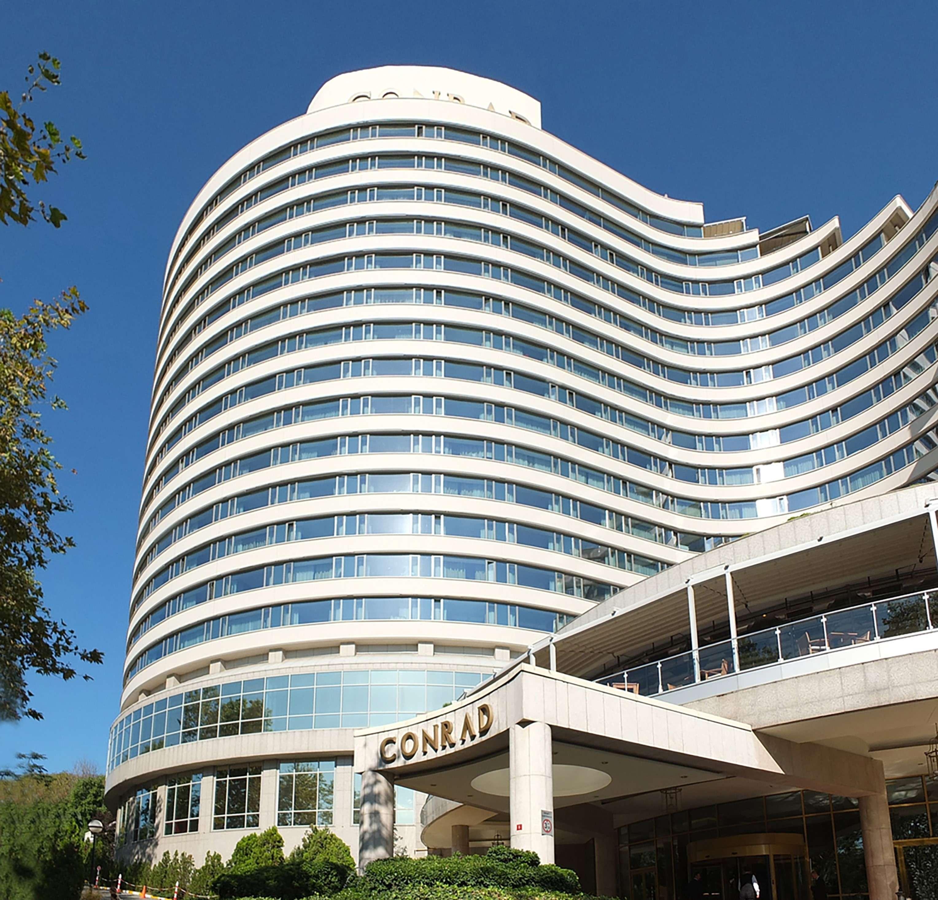 Fibrobeton Conrad Hotel, Besiktas