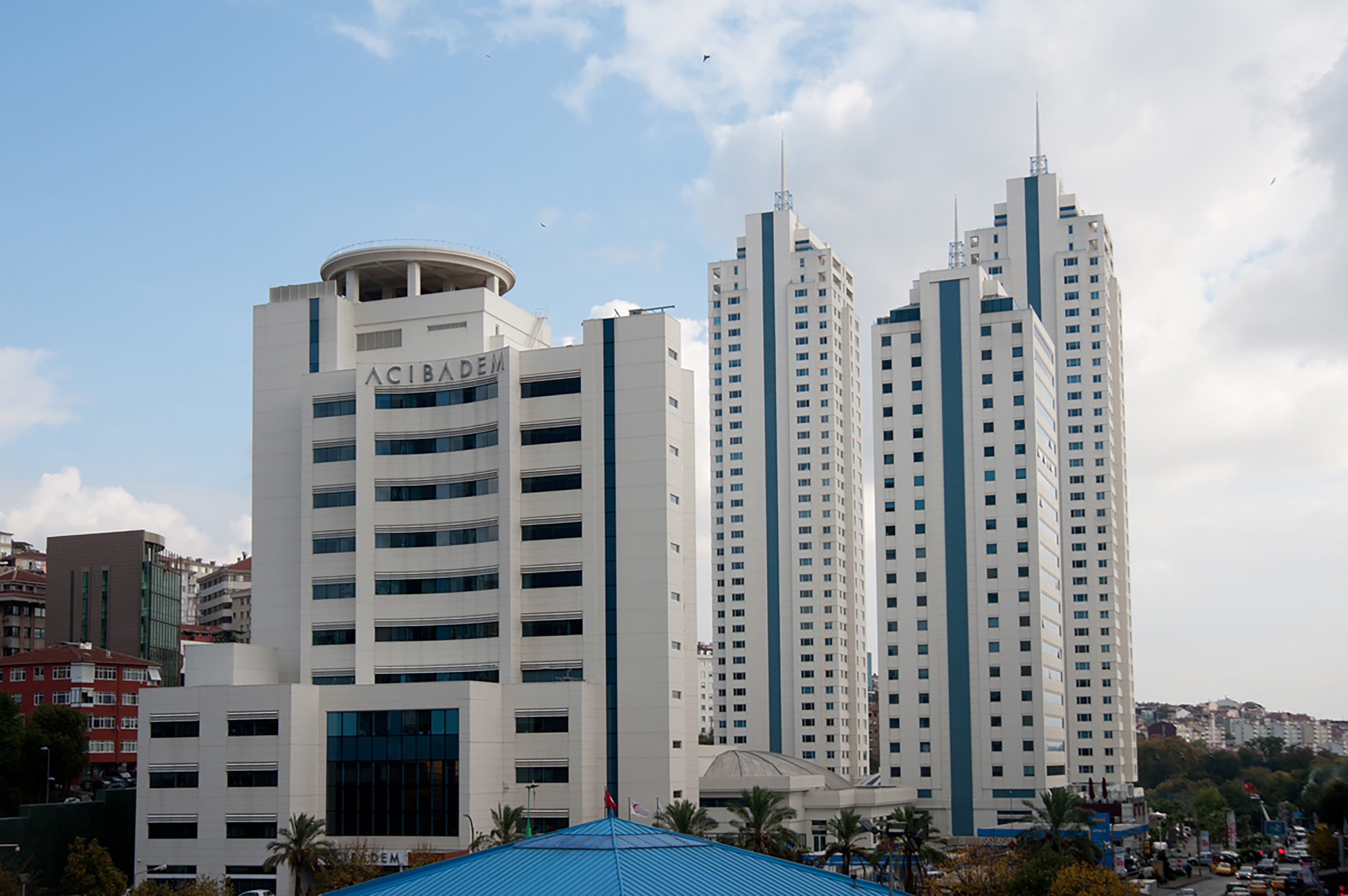 Fibrobeton Acibadem Hospital