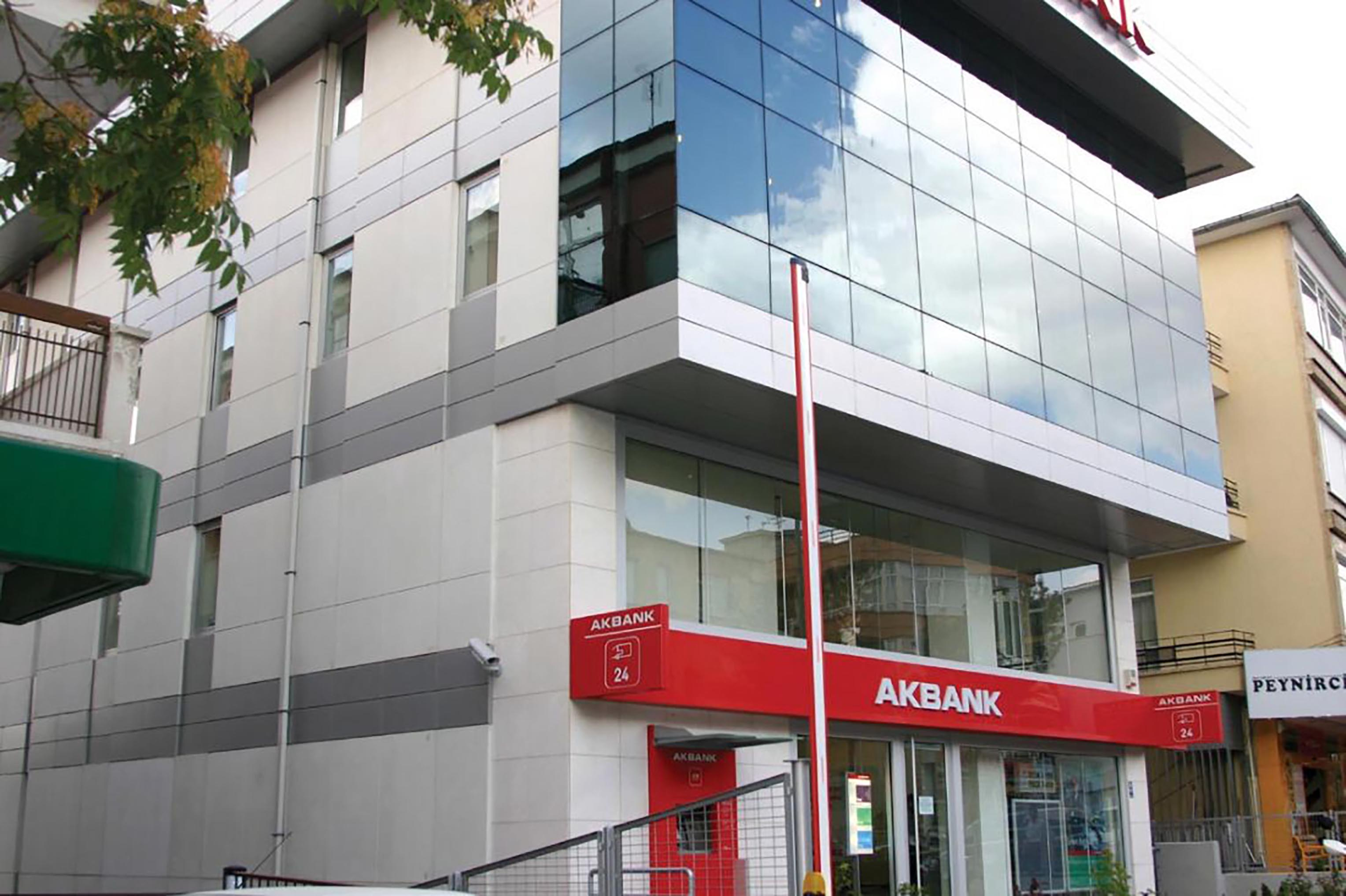 Fibrobeton Akbank Izmir