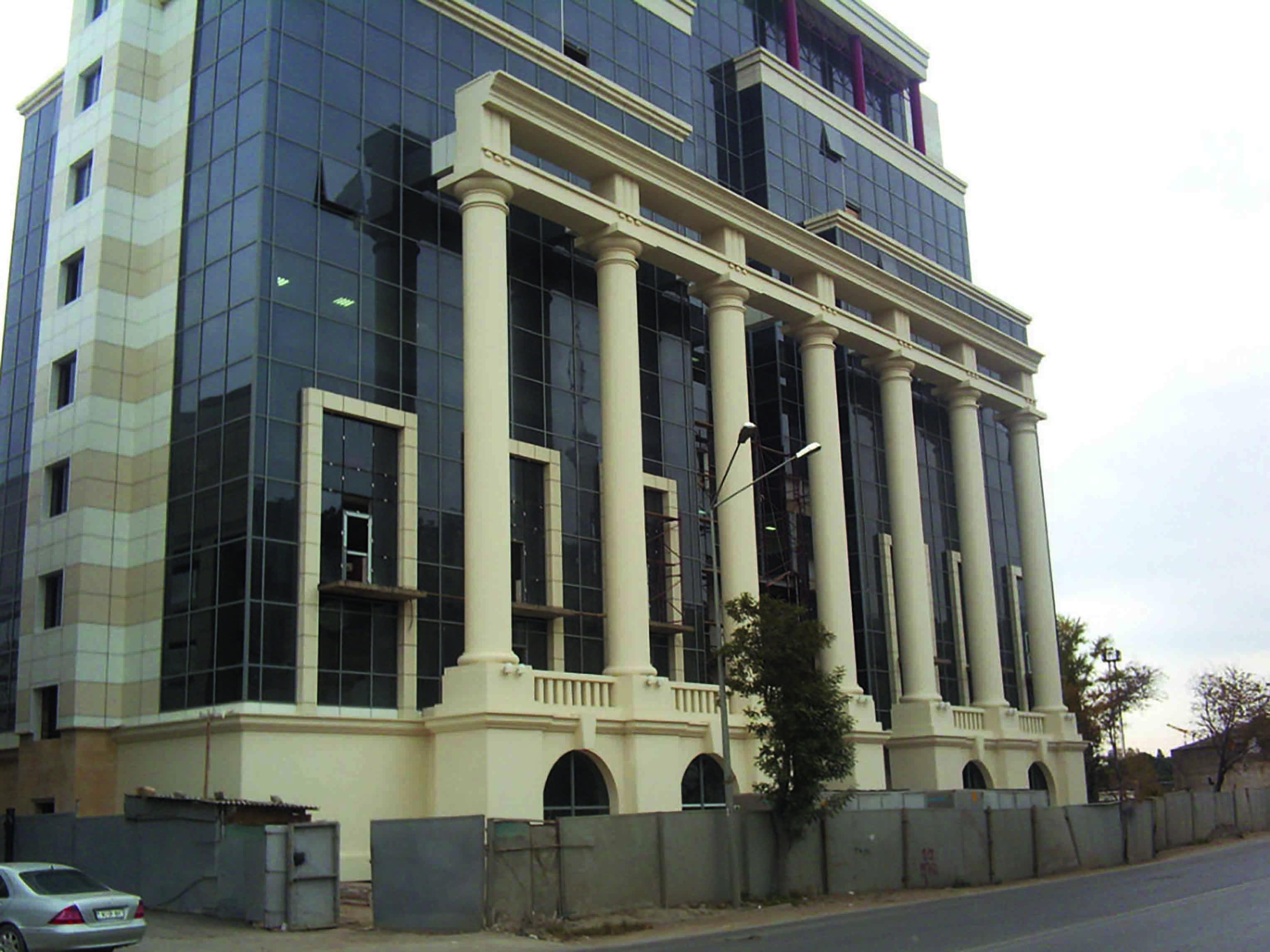 Fibrobeton Azinko Business Center