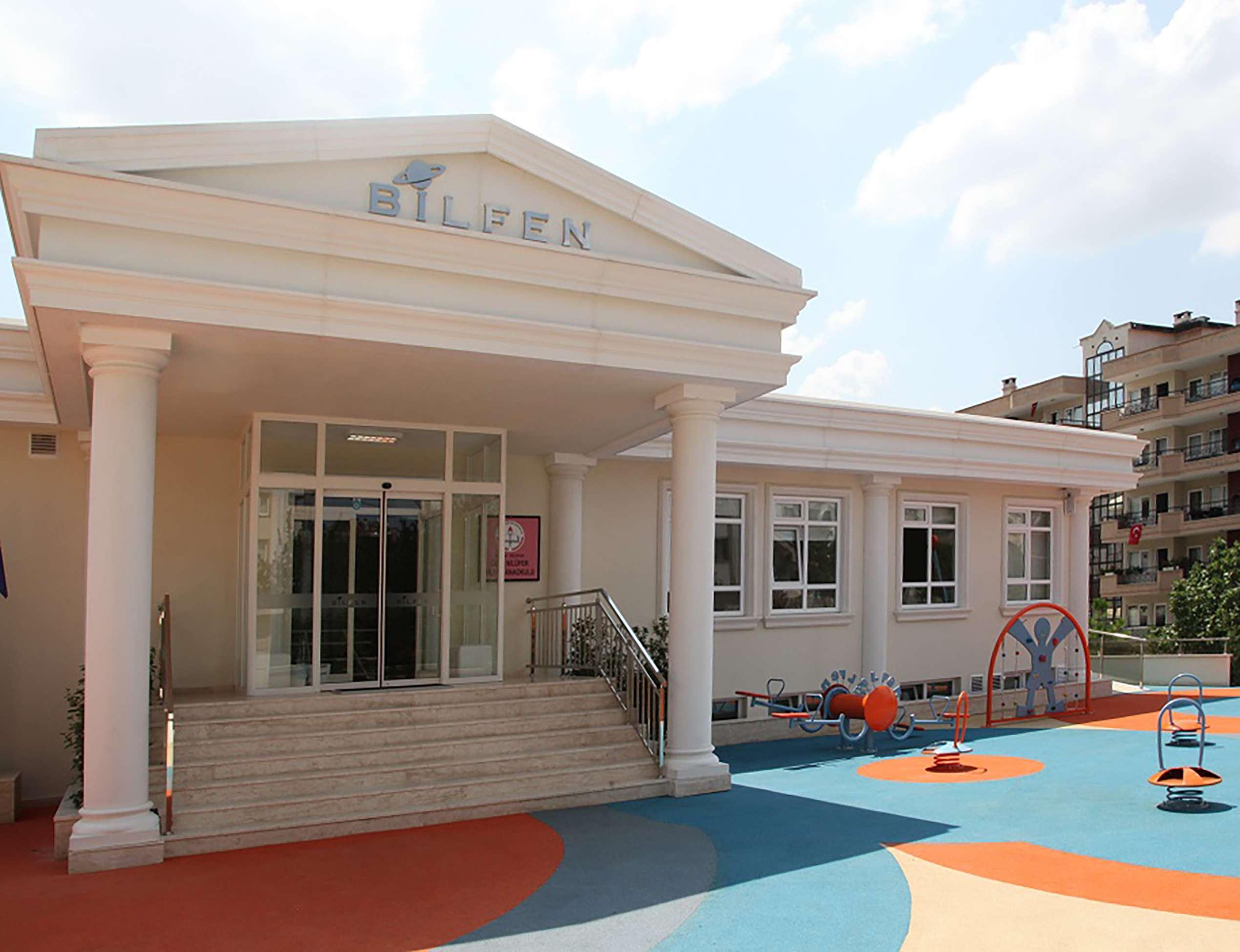 Fibrobeton Bilfen Kindergarten