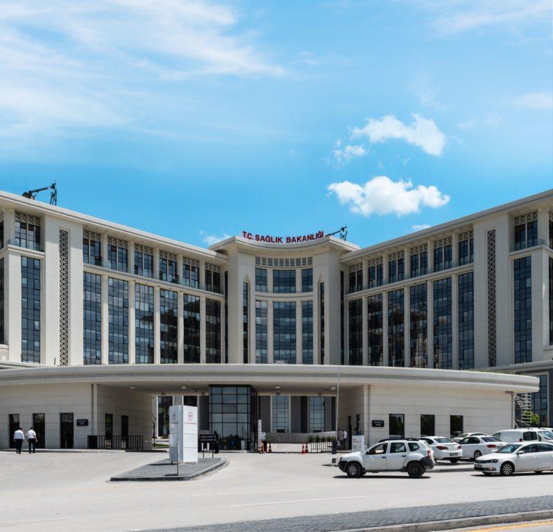 Fibrobeton Bilkent Entegrated Medical Campus