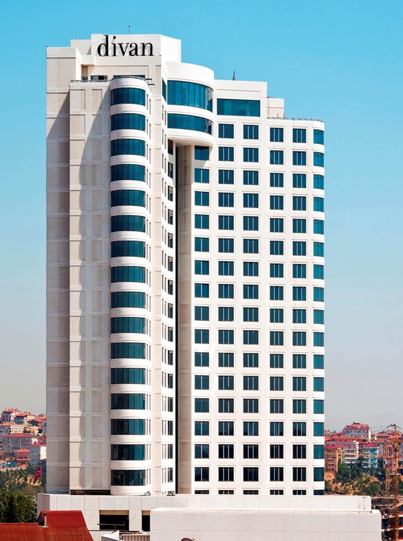 Fibrobeton Divan Asia Hotel