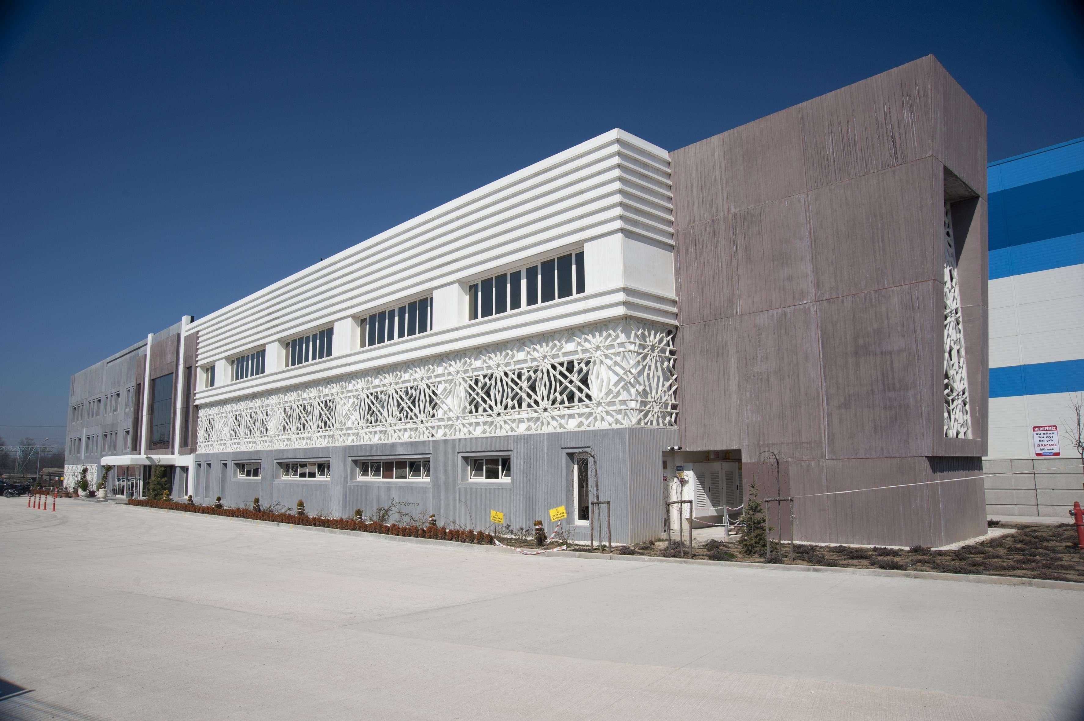 Fibrobeton - Duzce Production Facility