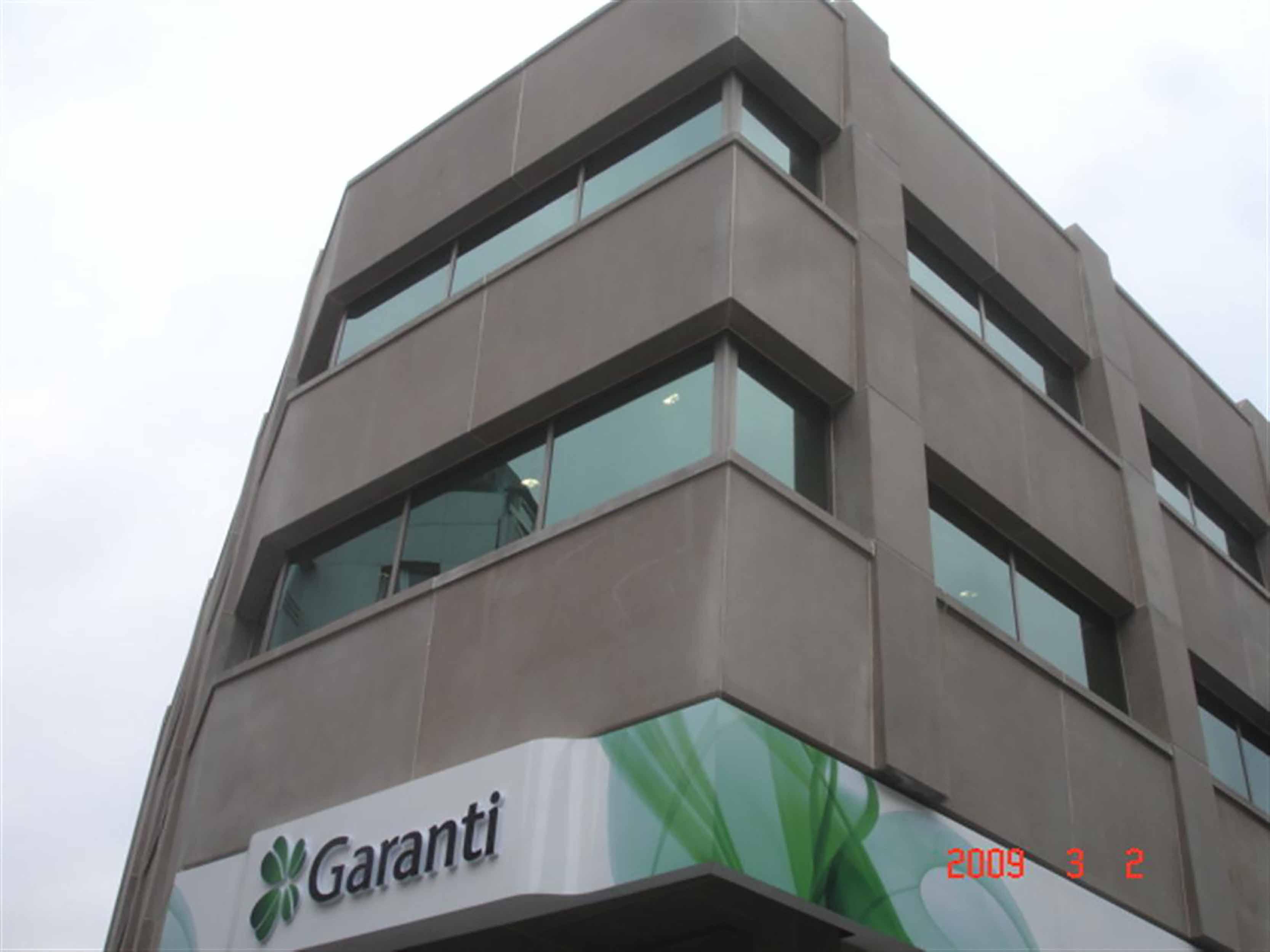 Fibrobeton Garanti Bank, Kadikoy