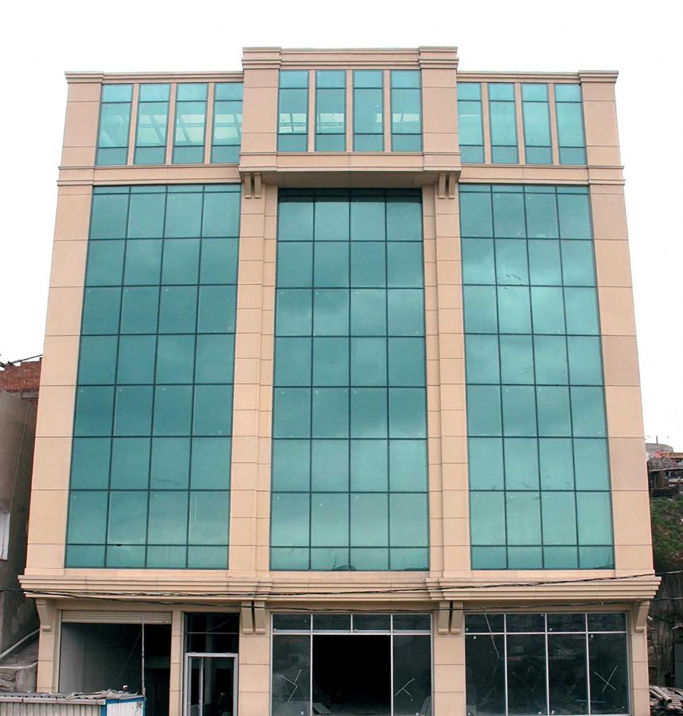 Fibrobeton Genesis Business Center