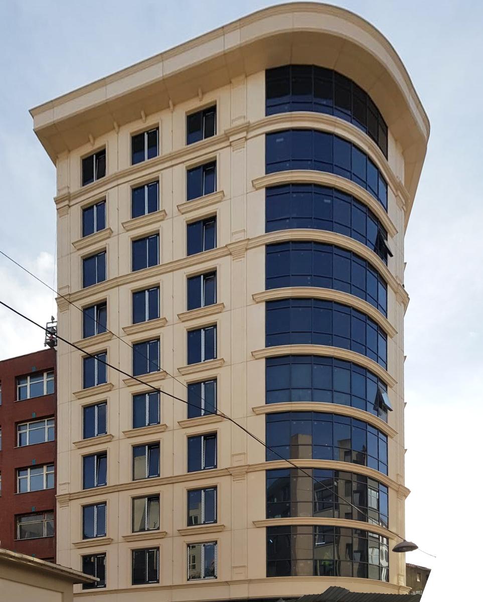 Fibrobeton Grand Galata Hotel