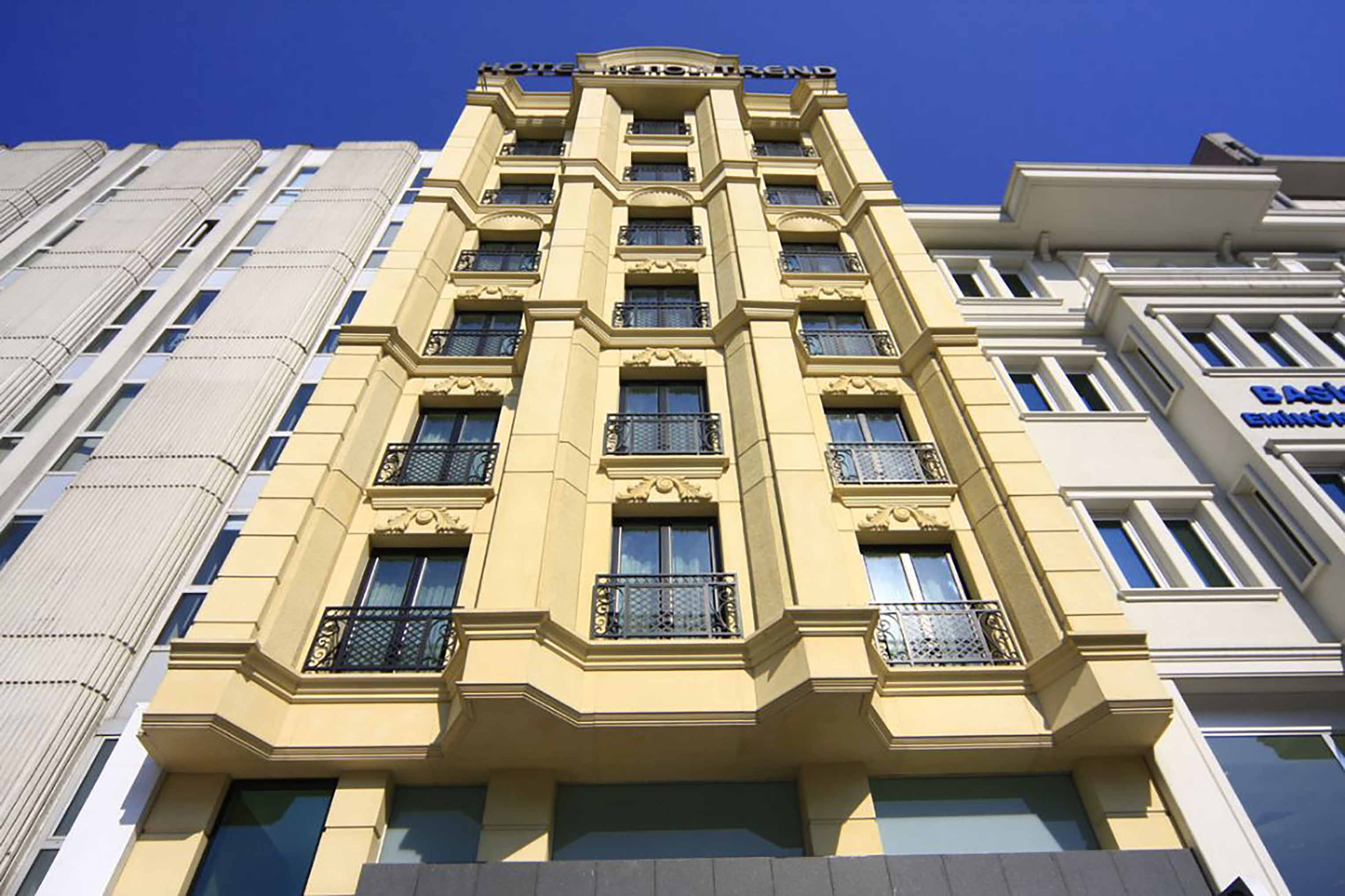 Fibrobeton Hotel İstanbul Trend, Laleli