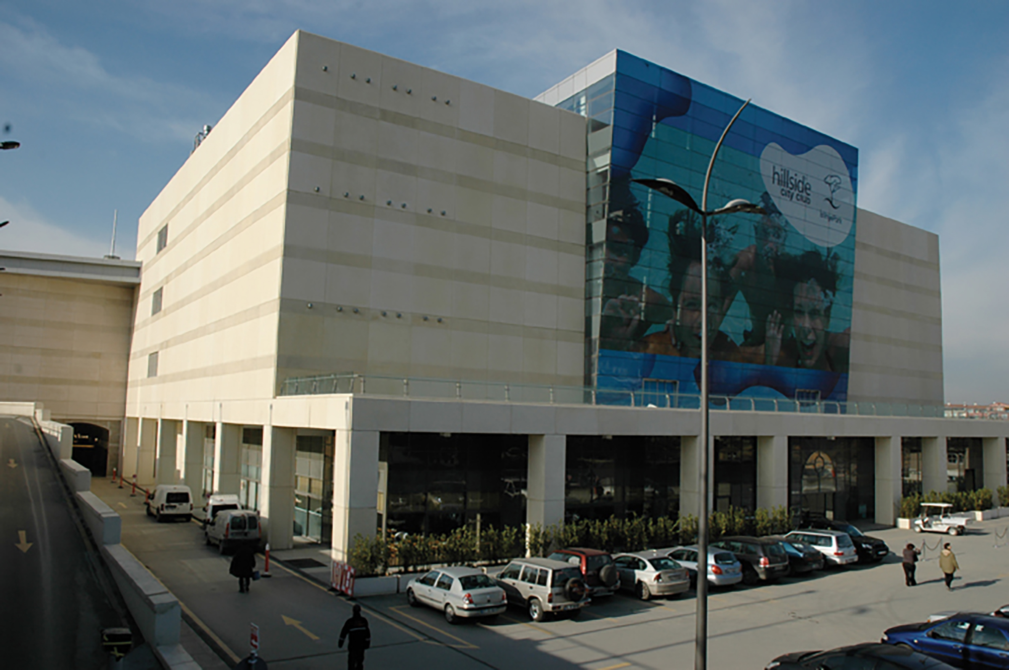 Fibrobeton Istinye Park Shopping Mall