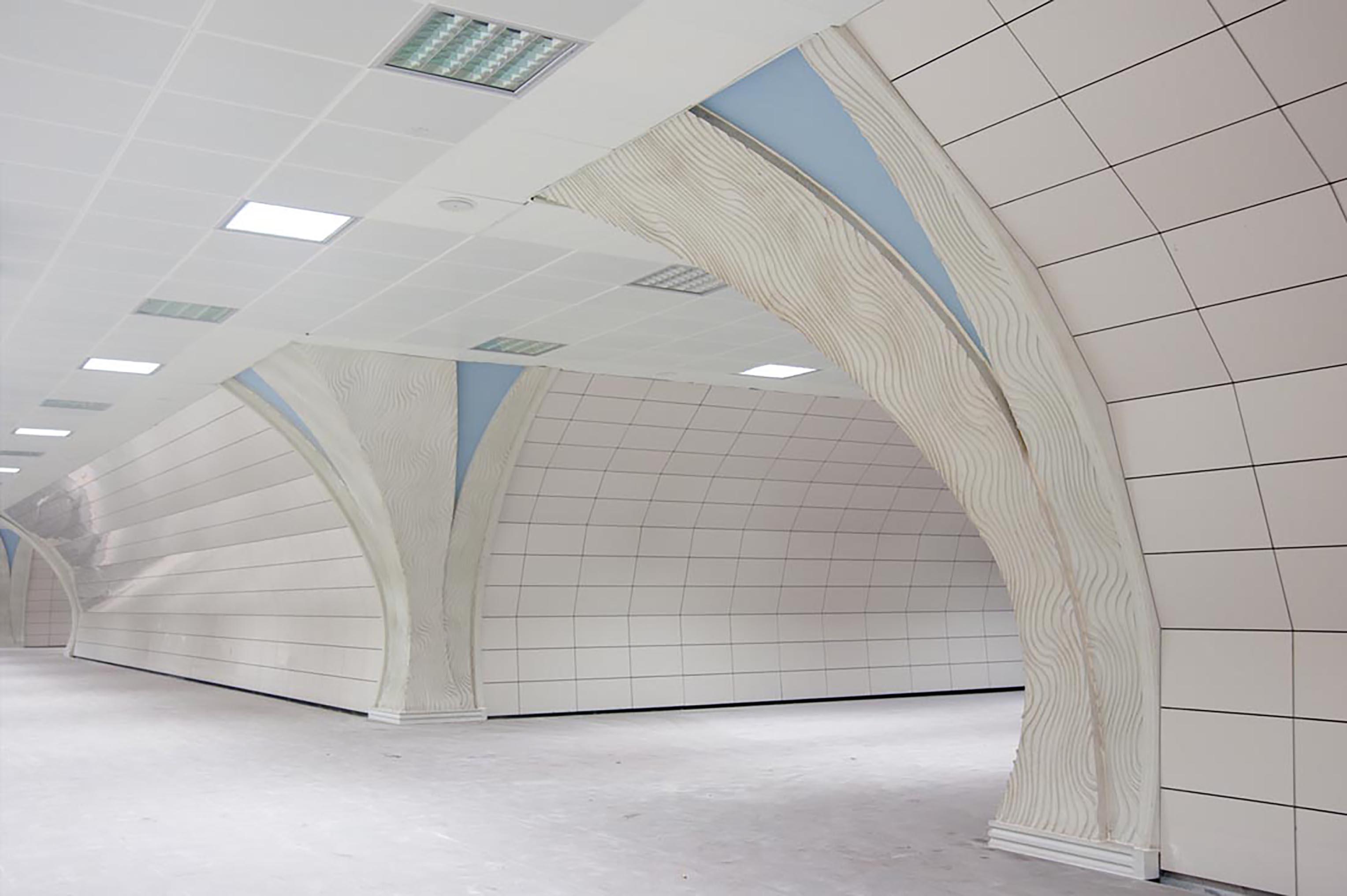 Fibrobeton Kadikoy-Tavşantepe Subway Line