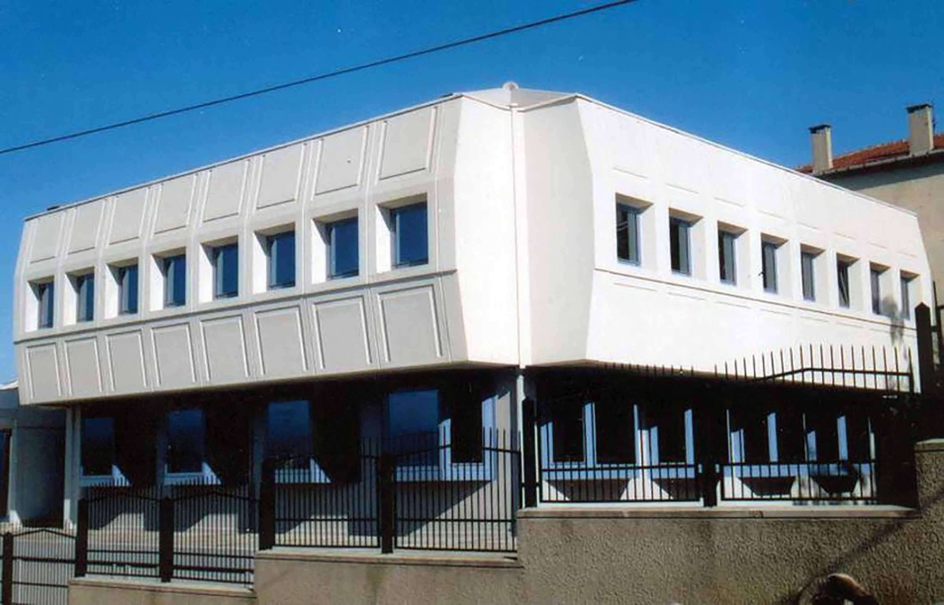 Fibrobeton Liba Business Center, Kavacik