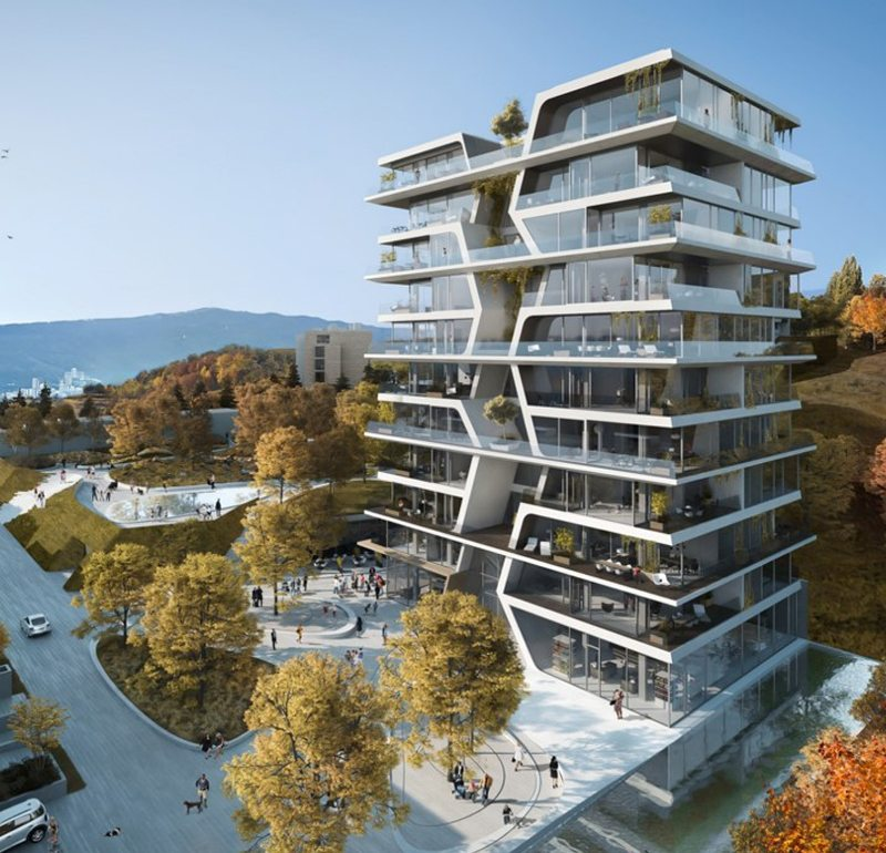 Lisi Green Tower