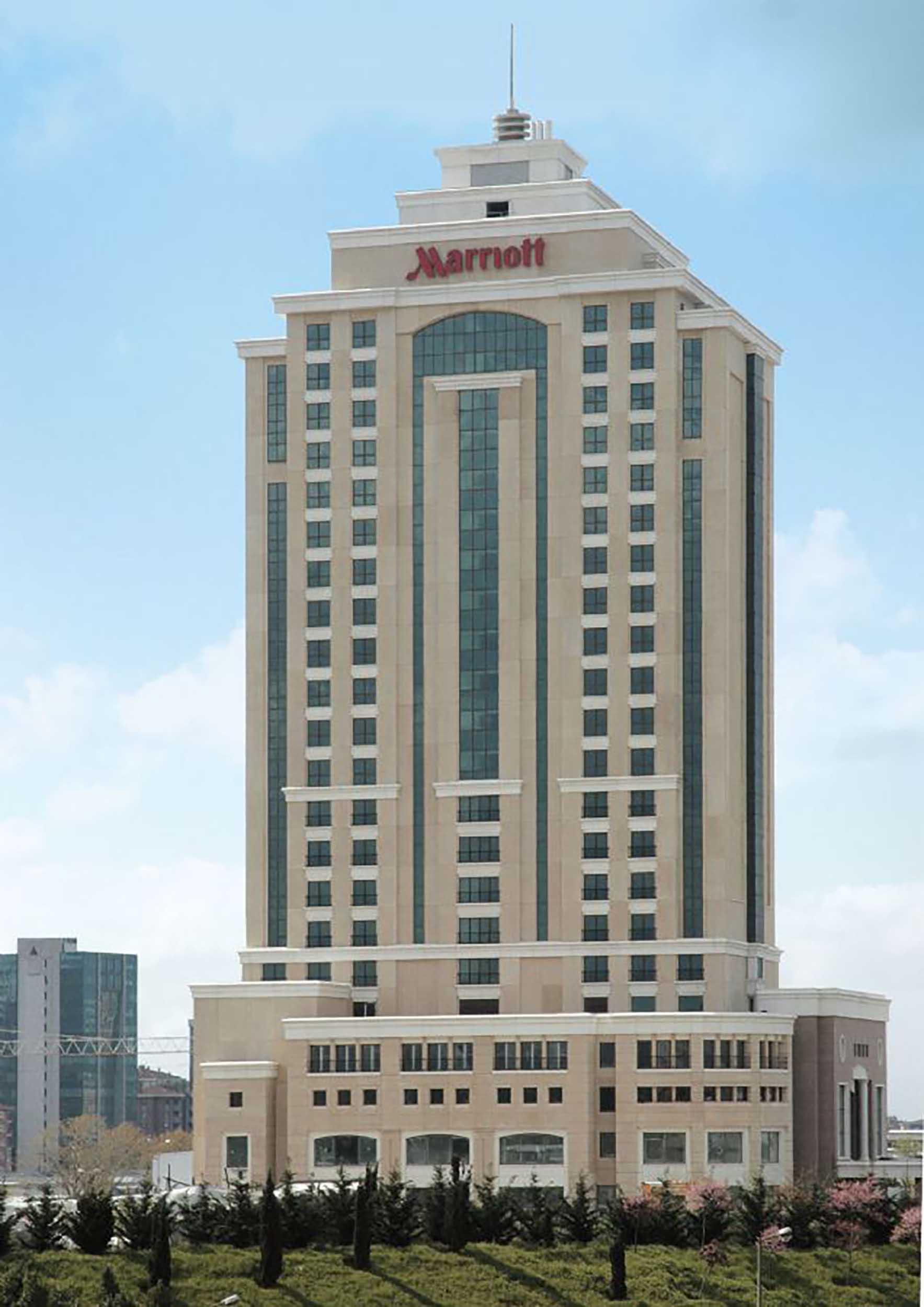 Fibrobeton Marriott Asia Hotel