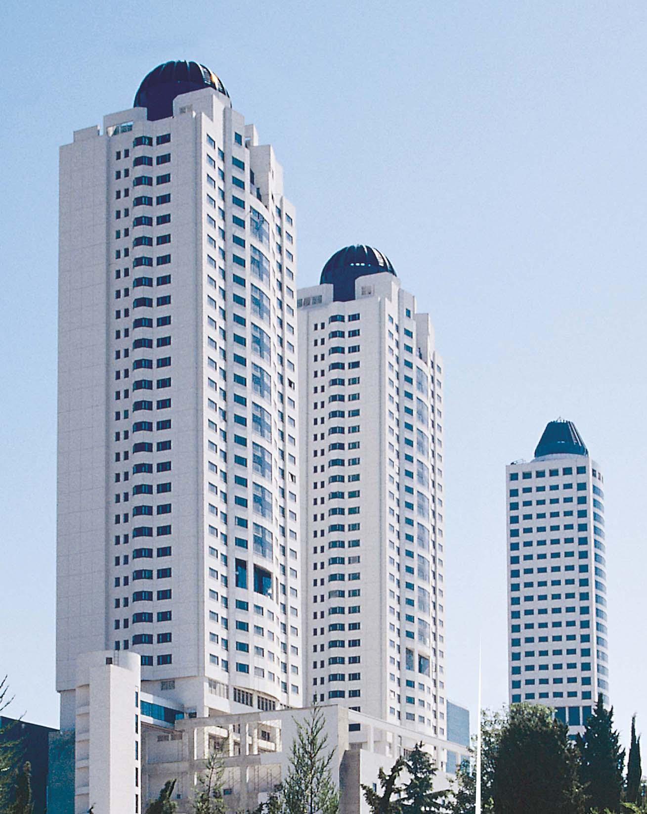 Fibrobeton Metrocity Residence