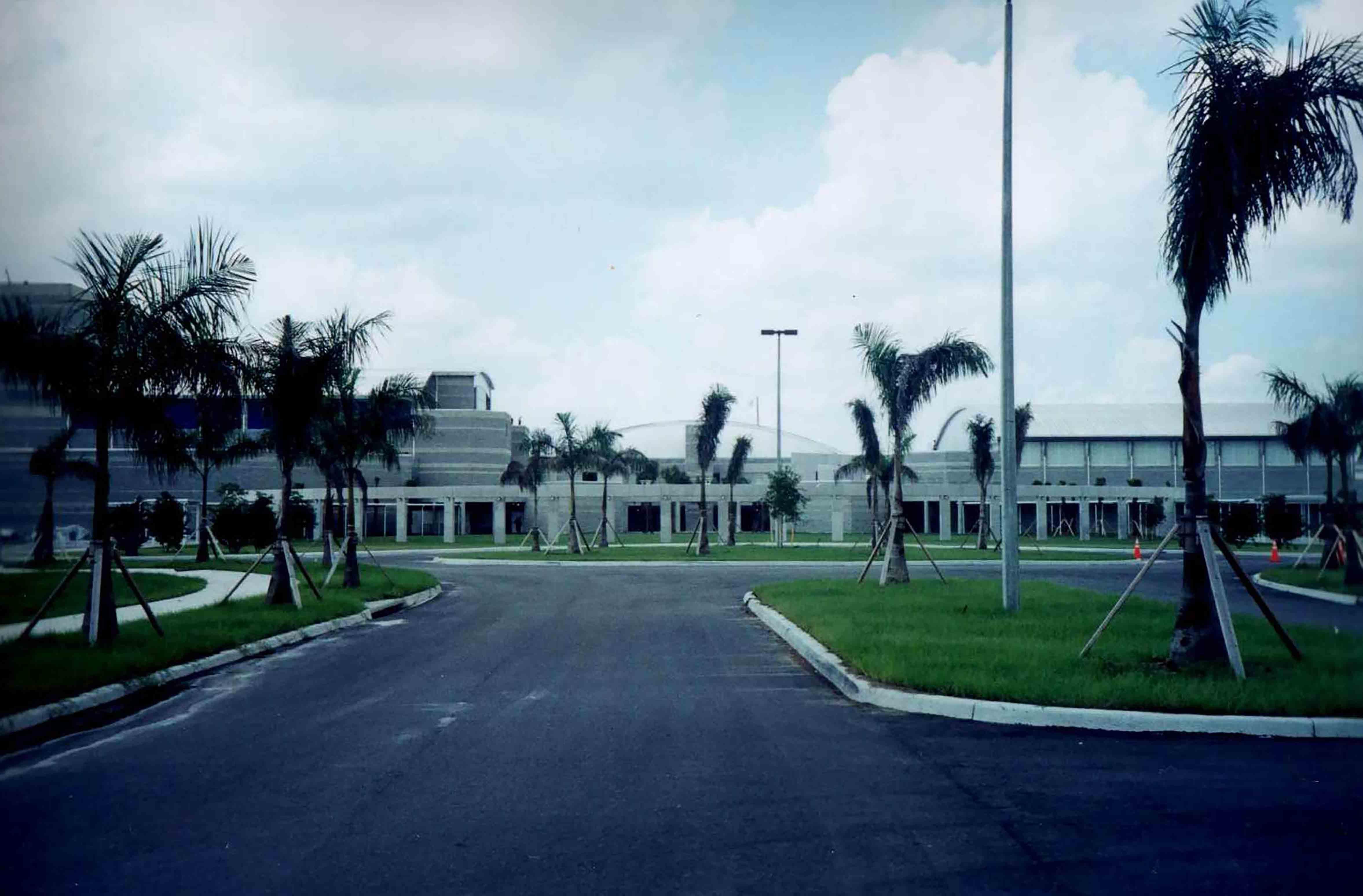 Fibrobeton North Port School Florida