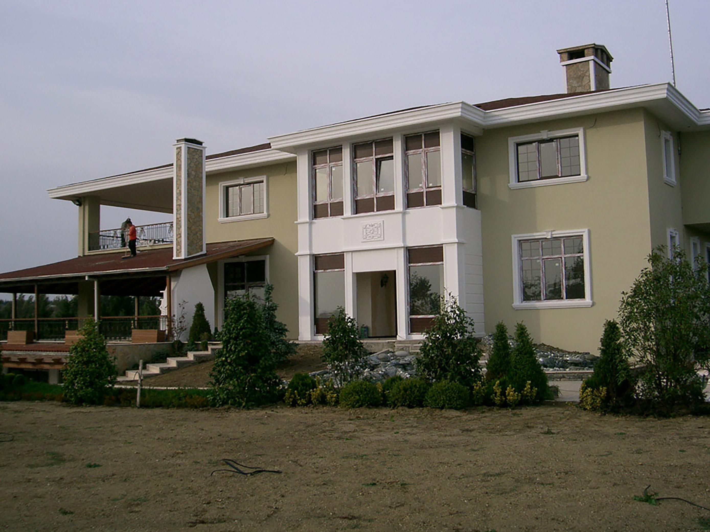 Fibrobeton Private House 29
