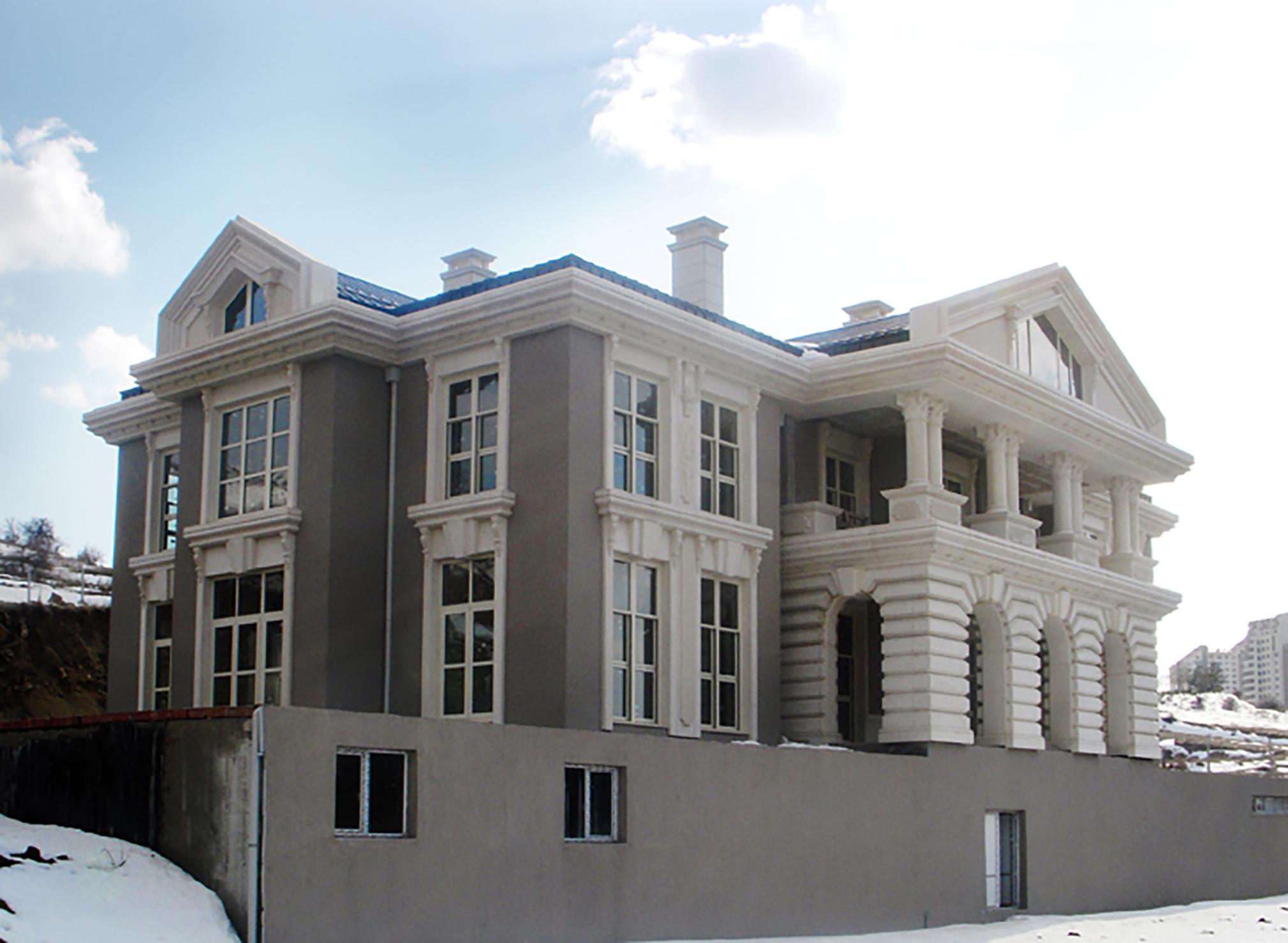 Fibrobeton Private House 5
