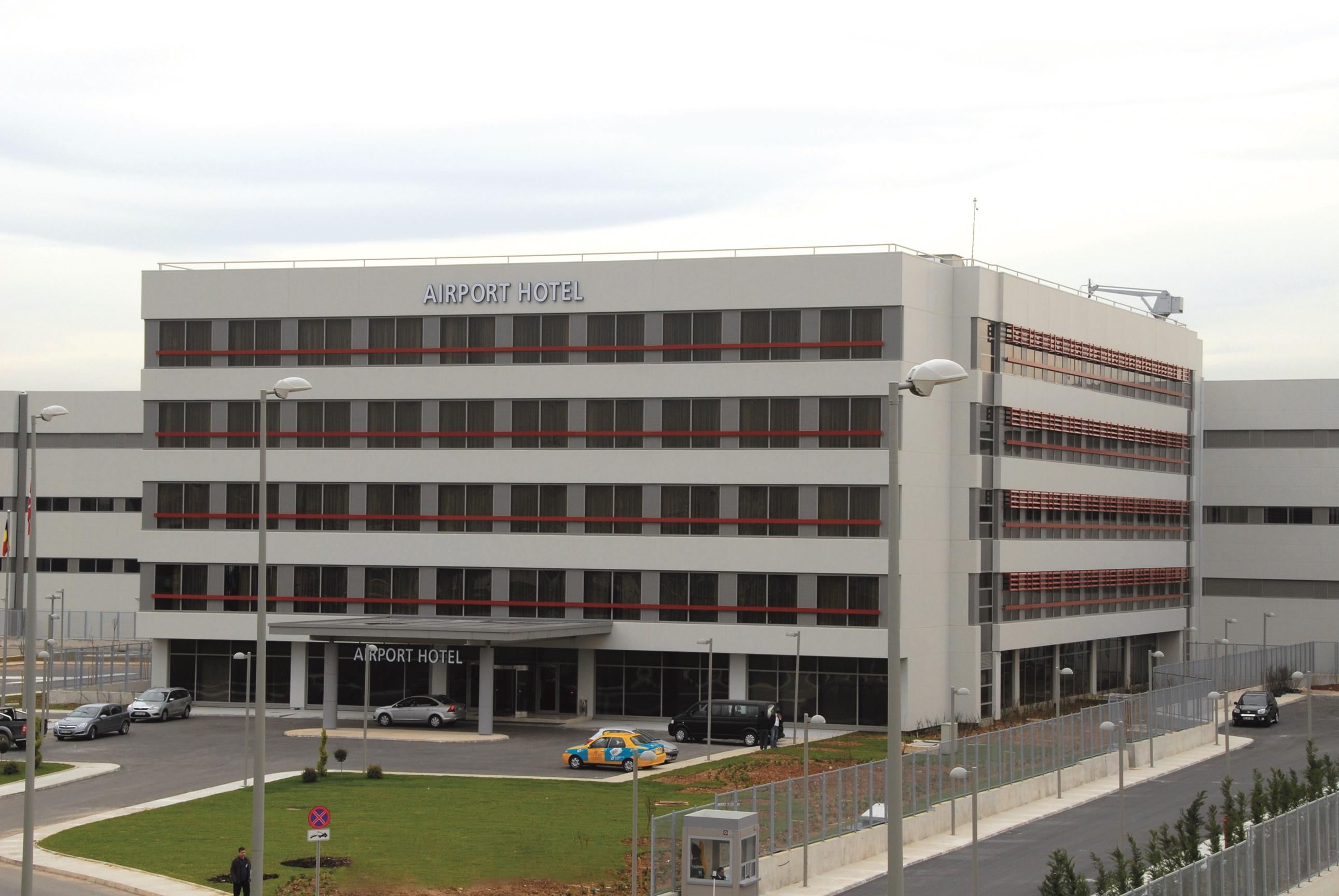 Fibrobeton Sabiha Gokcen Airport Hotel