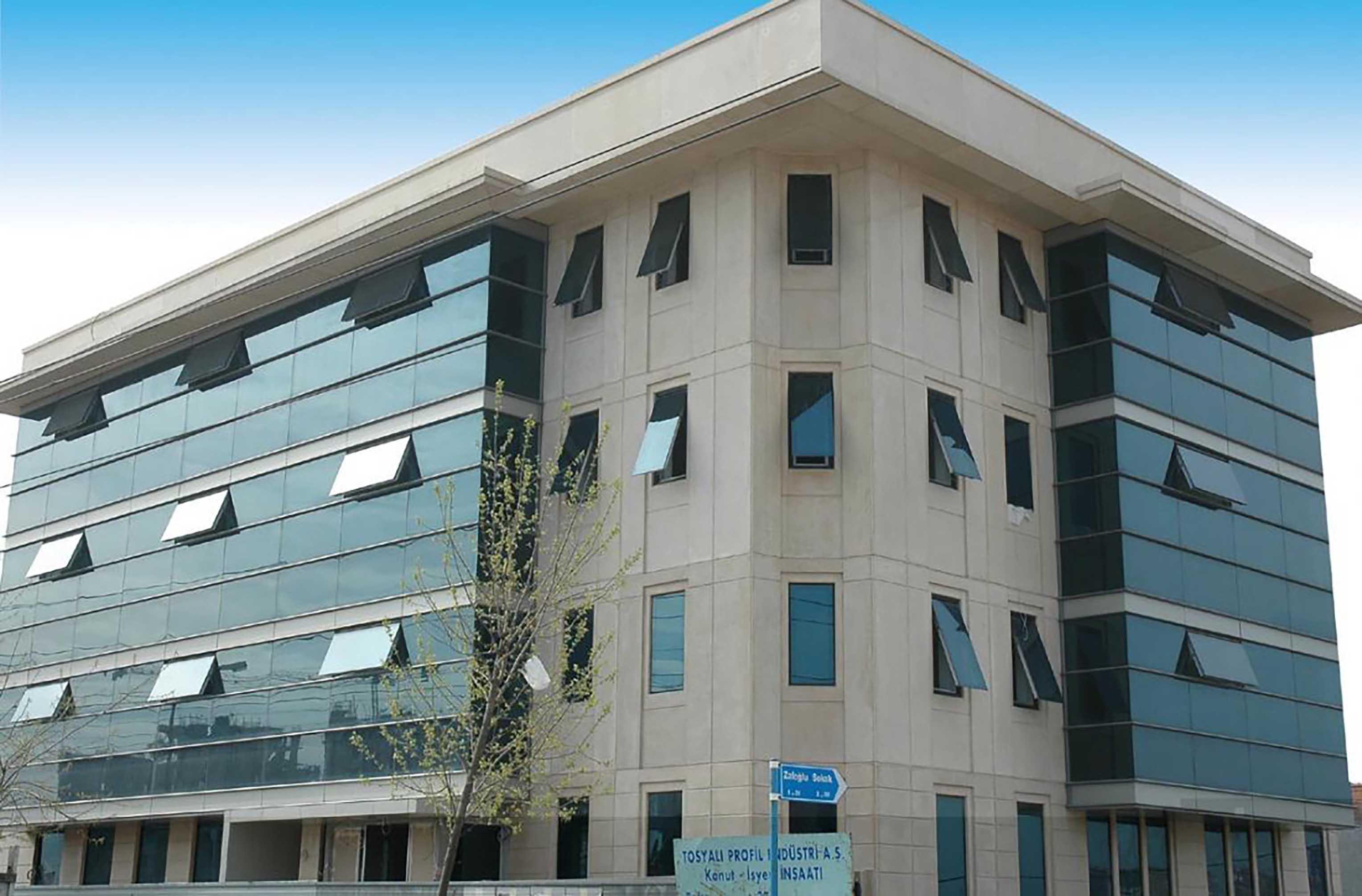 Fibrobeton Tosyalı Business Center