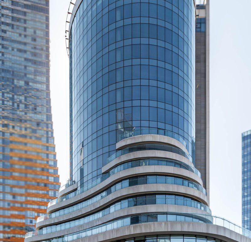 Fibrobeton Worldwide Business Center, Atasehir
