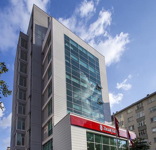 Fibrobeton Ziraat Bank, Erenkoy