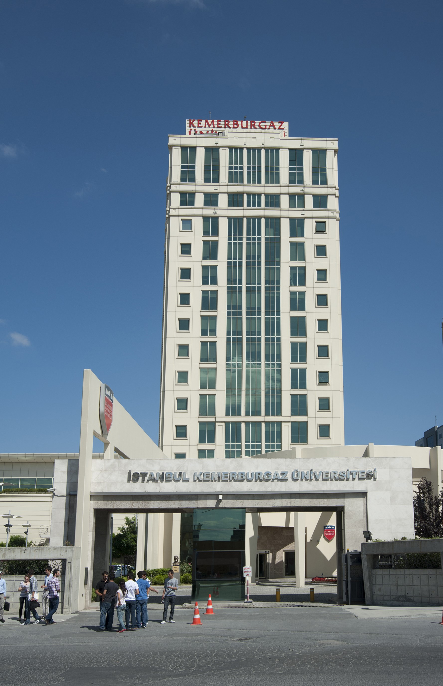 Kemerburgaz University, Mahmutbey