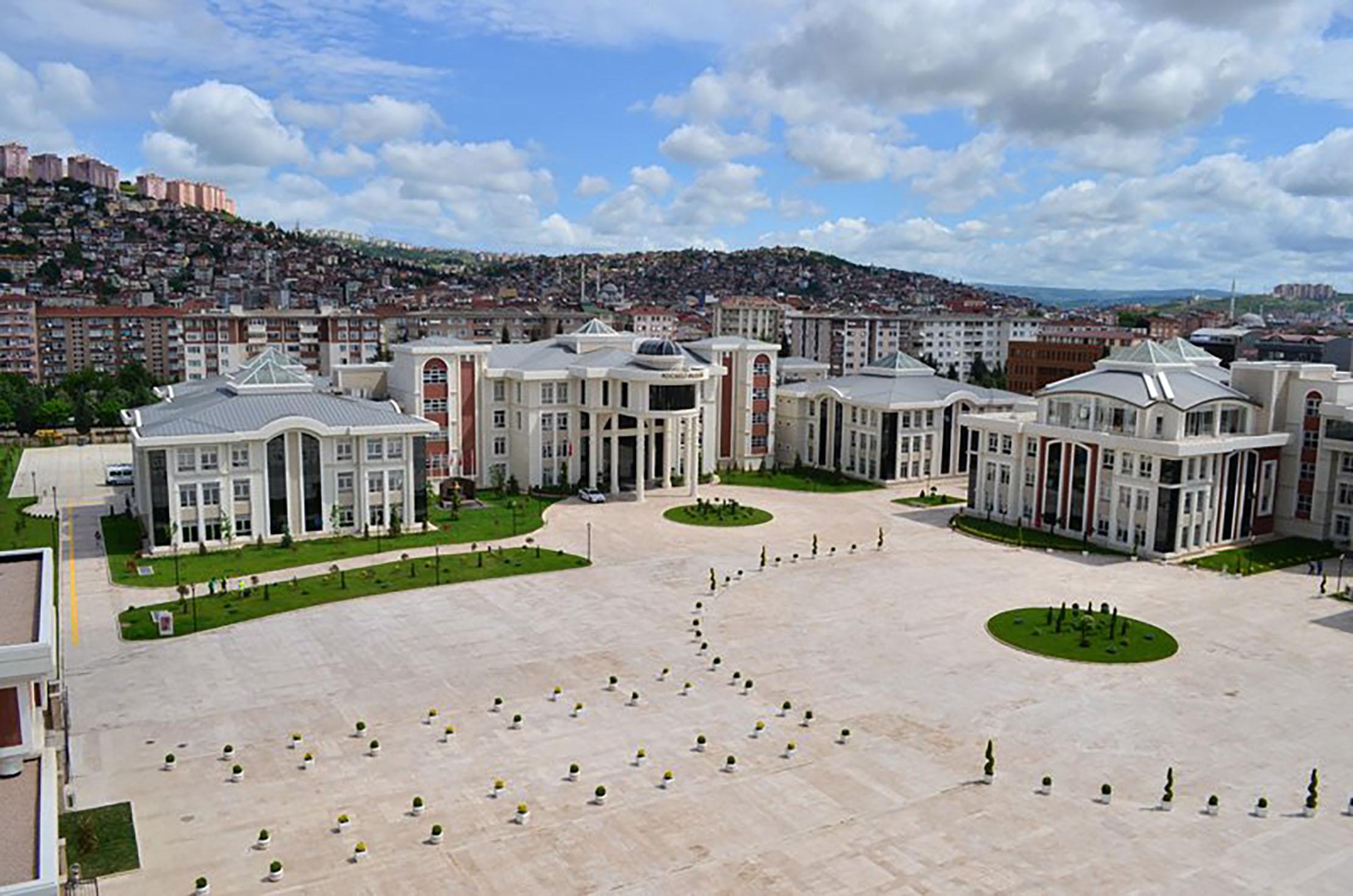 Fibrobeton Kocaeli Governprship Building