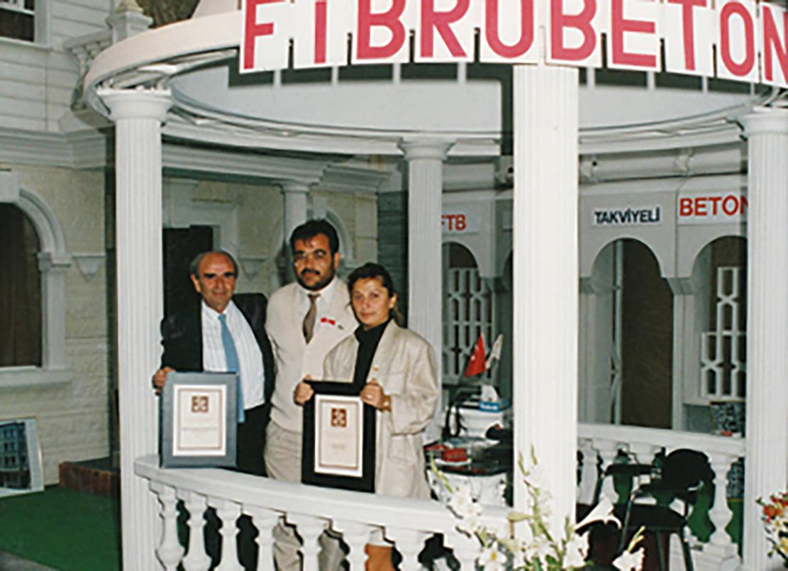 YEM Building Exhibition Pavillion Award'90