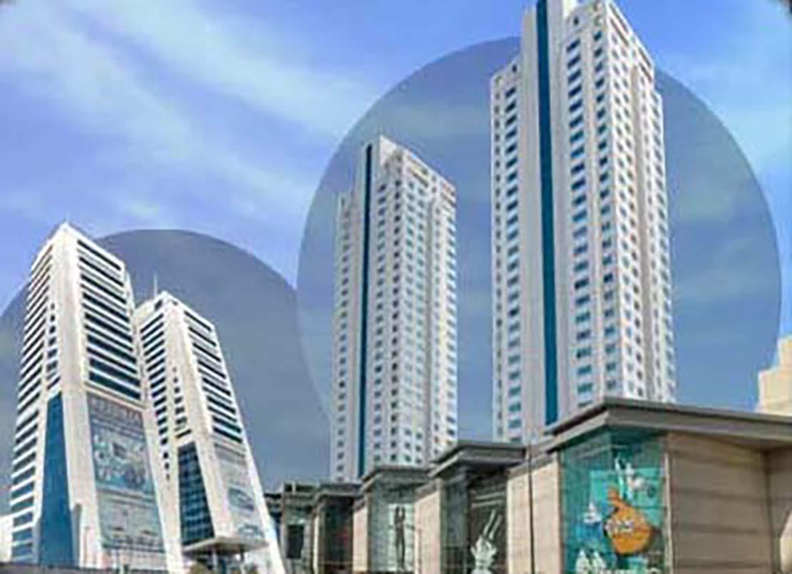 İstanbul'un üç büyük projesinde tercih edilen Fibrobeton ile toplam 100.000m2 alan kaplandı: Selenium Twins Residence, Kempinski Residences Astoria, İstinye Park AVM ve Residences