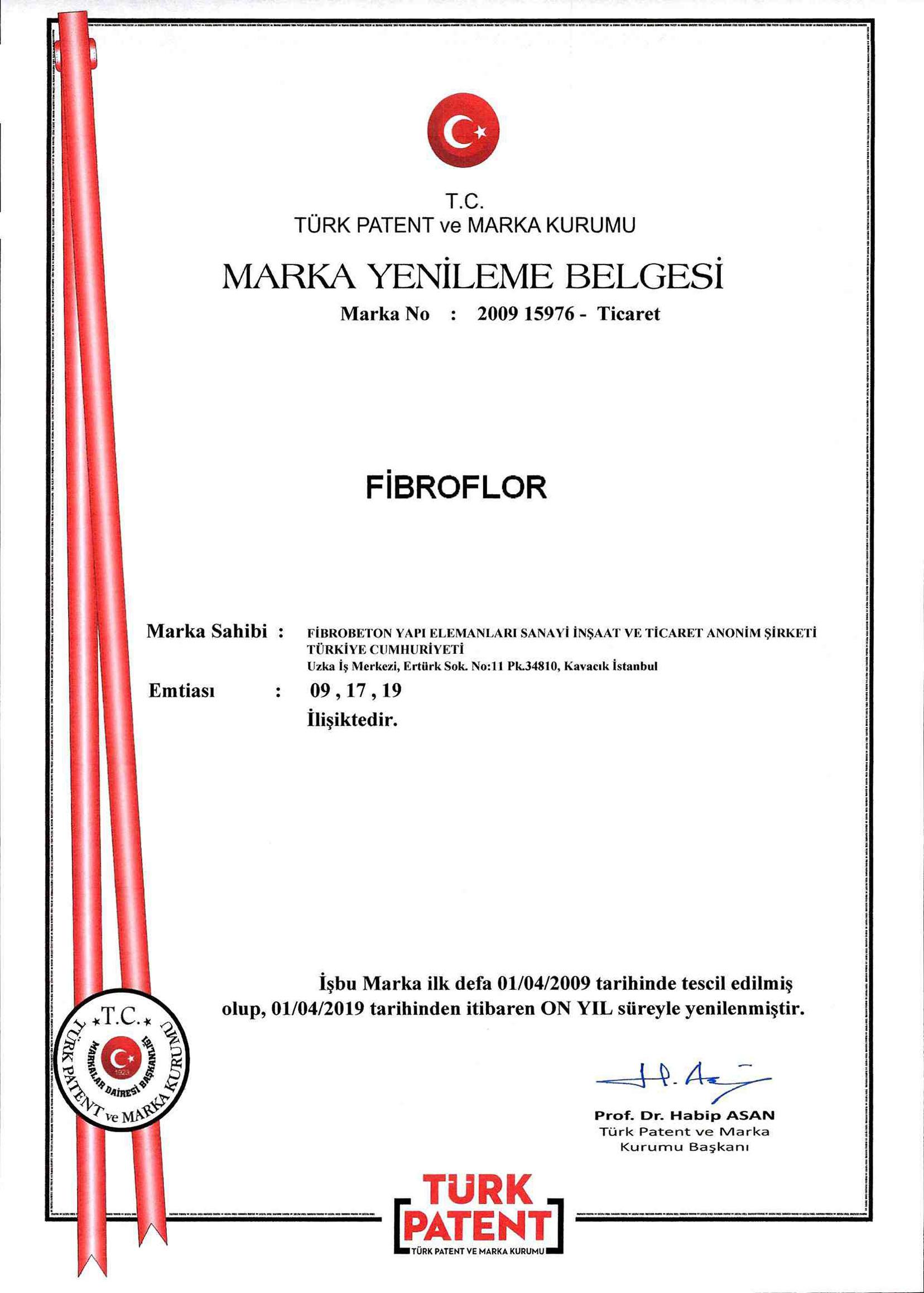 Fibrobeton
