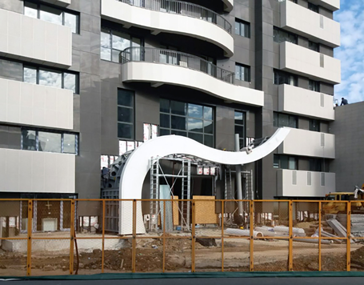 Sinpas Aqua City Residence