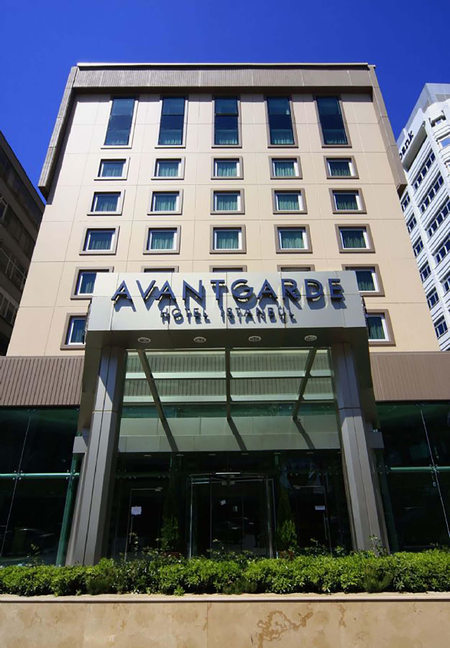 Fibrobeton Avantgarde Hotel
