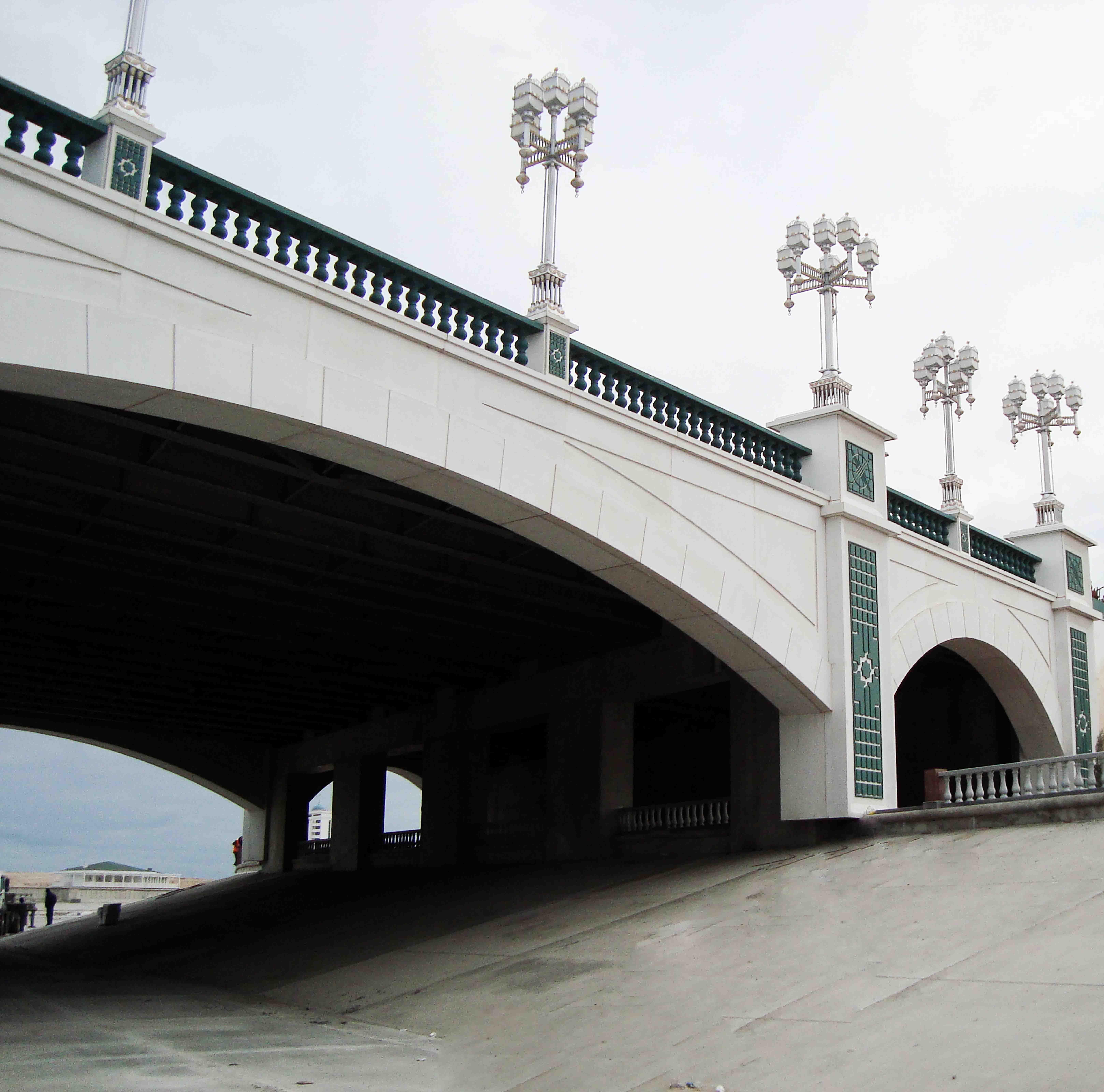 Fibrobeton Awaza Bridge 1