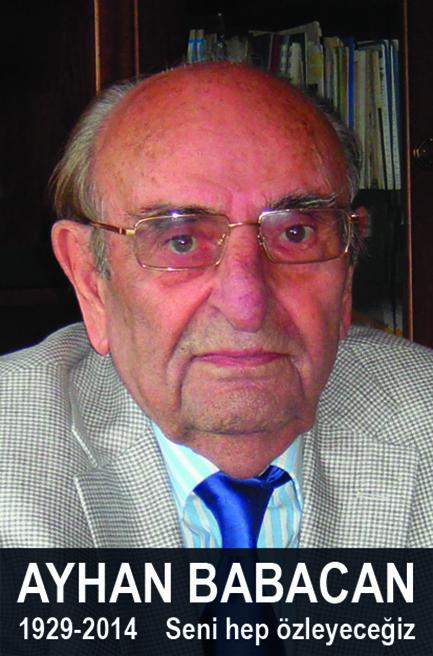 Fibrobeton Ayhan Babacan Vefat