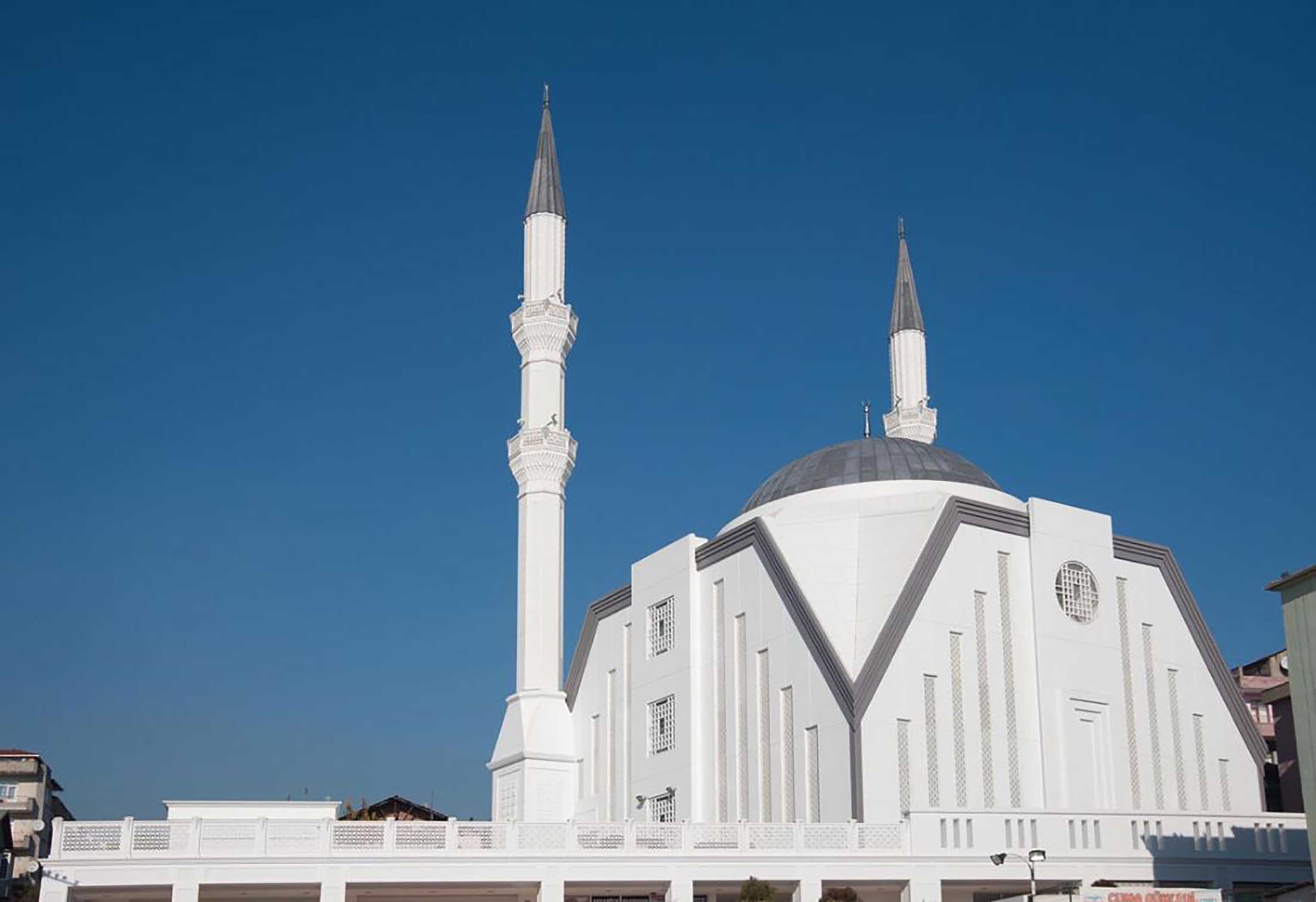 Fibrobeton Derince Mosque