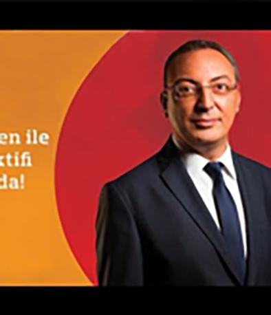 Fibrobeton CNN Türk TV Dundar Yetisener Is The Live Broadcast Guest