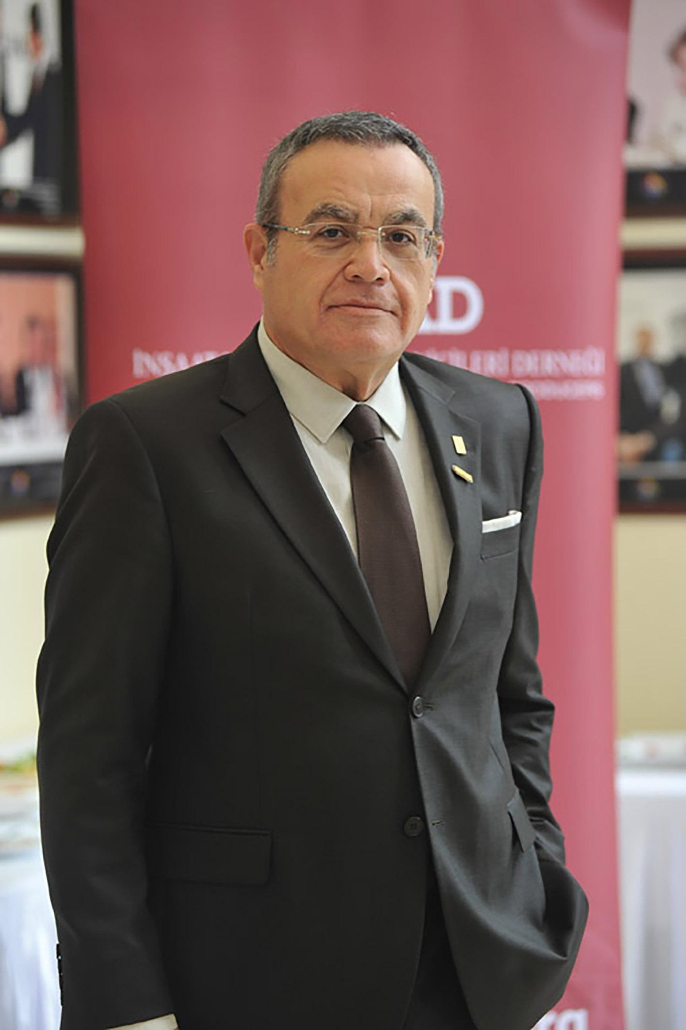 Fibrobeton Dündar Yetişener Was Elected As President Of İMSAD.