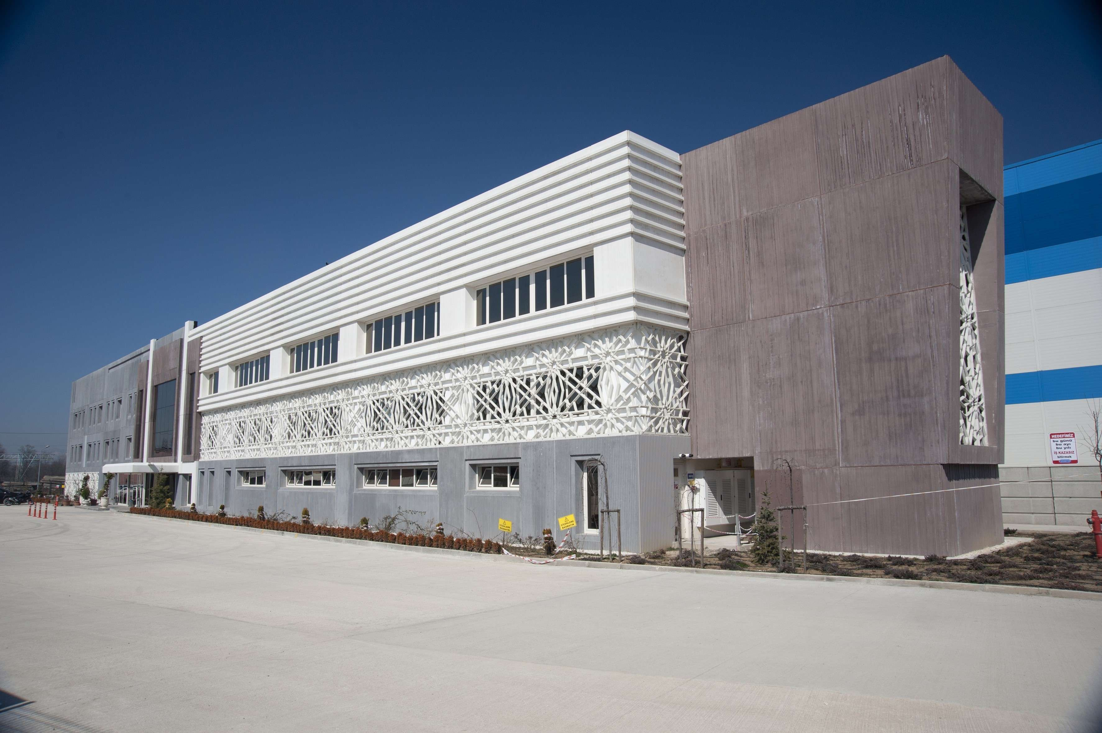 Fibrobeton - Duzce Production Facility