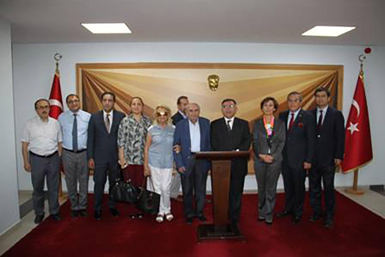Fibrobeton Between Düzce University And Fibrobeton A.Ş. Was Signed The Grant Protocol.
