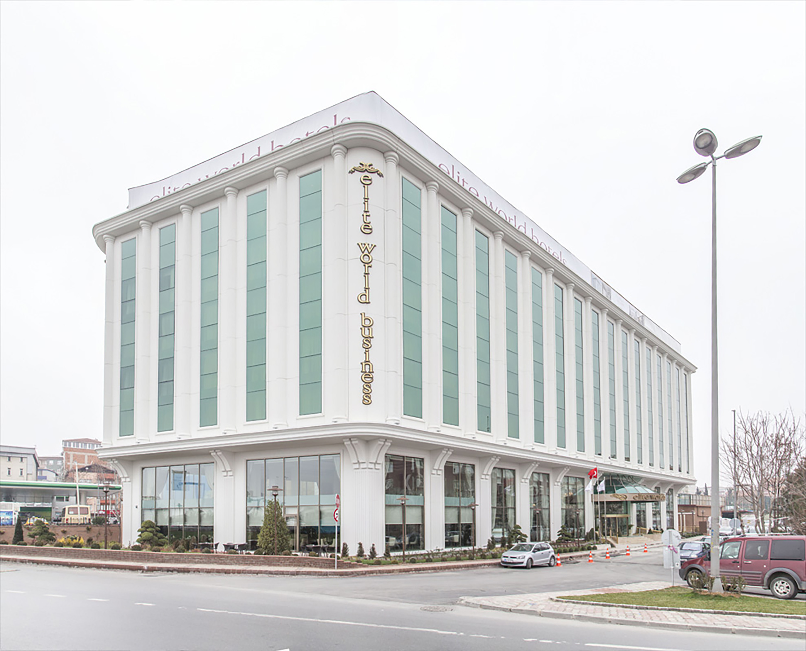 Fibrobeton Elite World Business Hotel, Florya