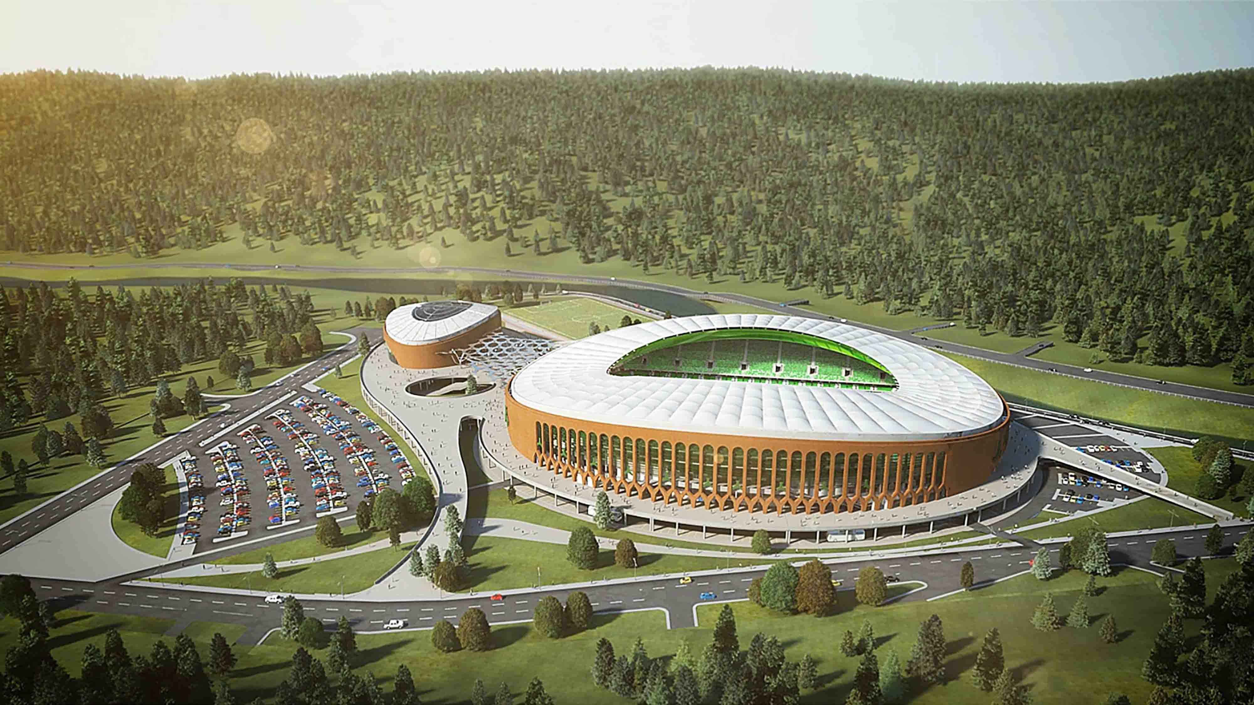 Fibrobeton Giresun Stadium
