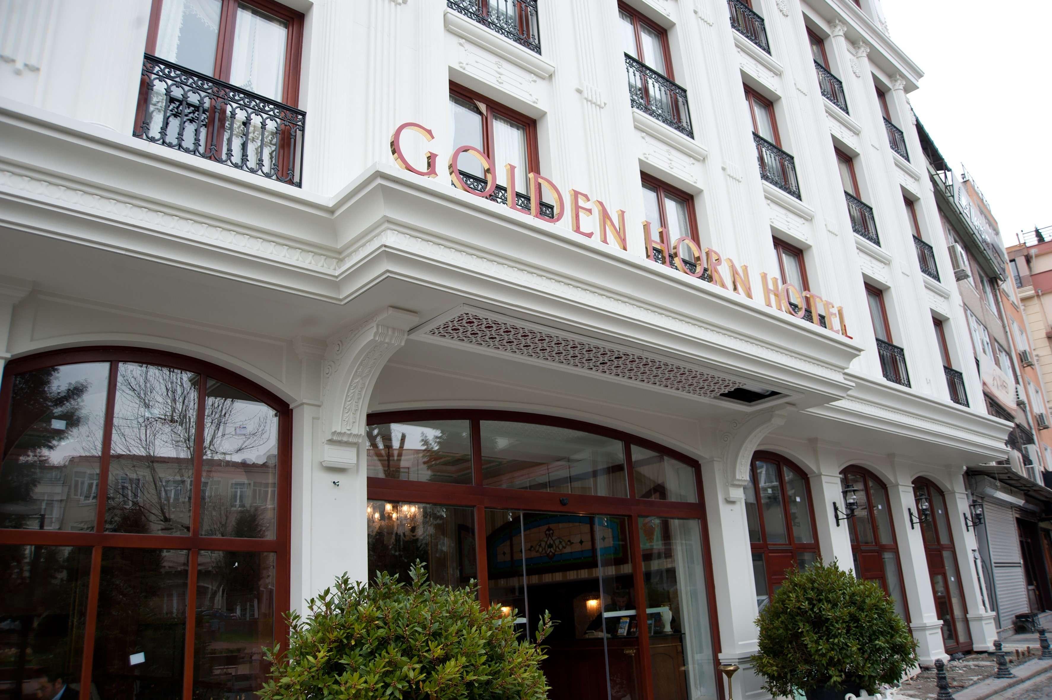 Fibrobeton Golden Horn Hotel