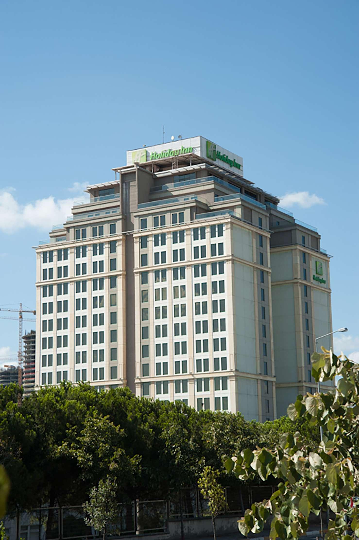 Fibrobeton Holiday Inn Hotel, Mahmutbey