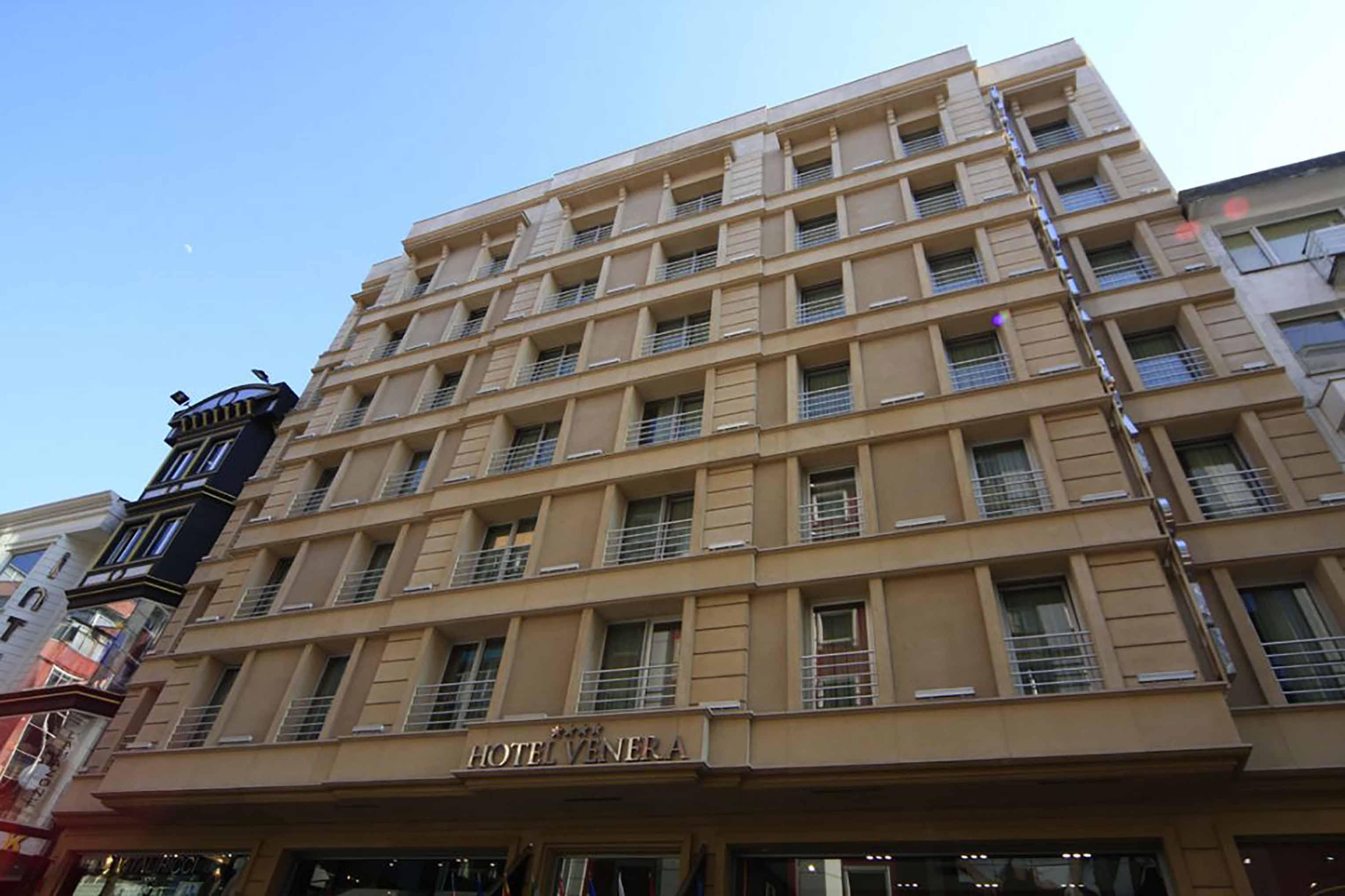 Fibrobeton Hotel Venera, Laleli