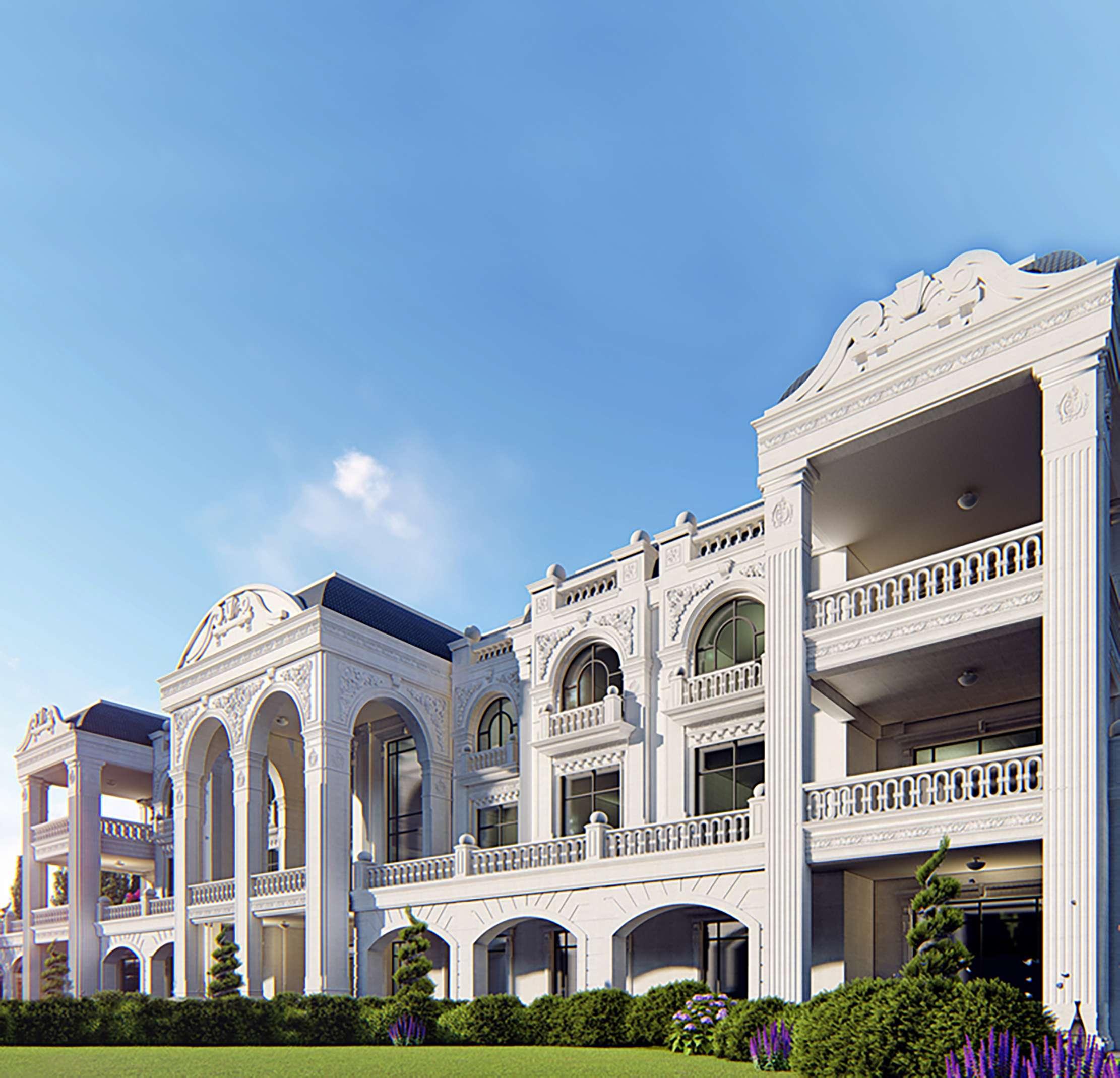 Fibrobeton Twin Villa