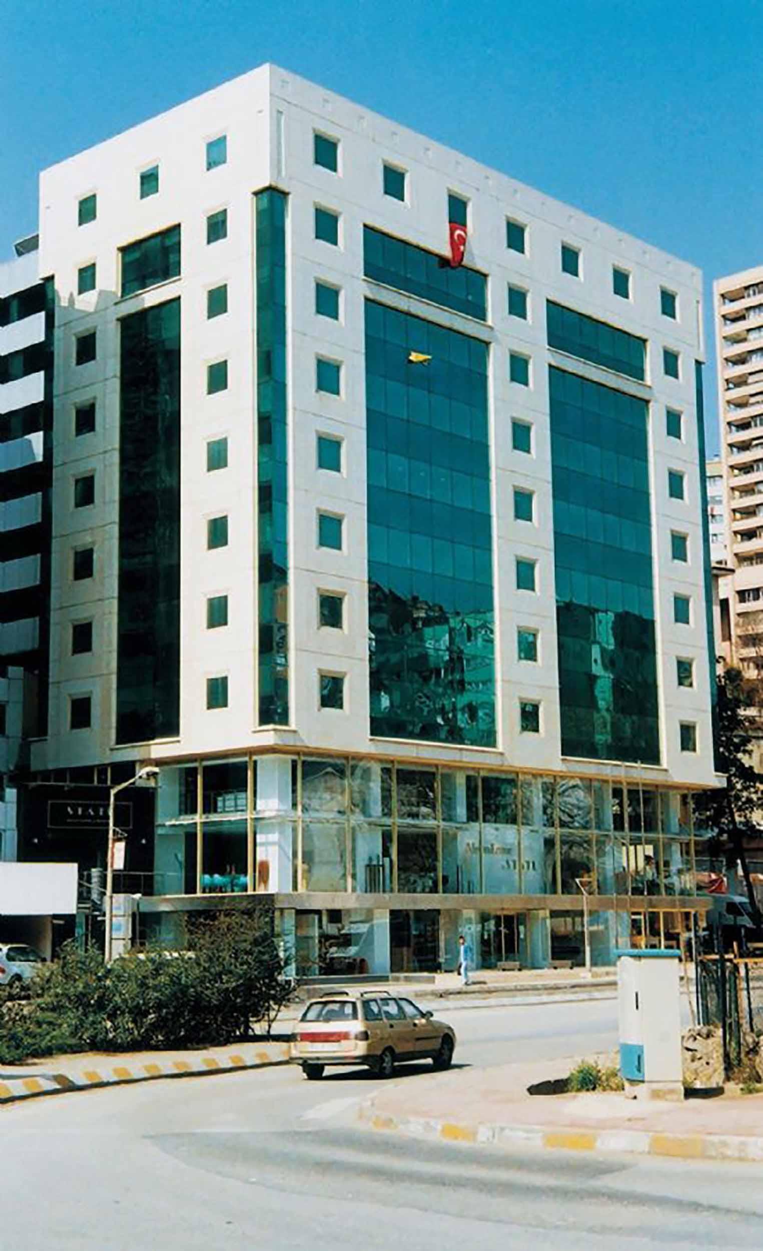 Fibrobeton İnanlar Business Center