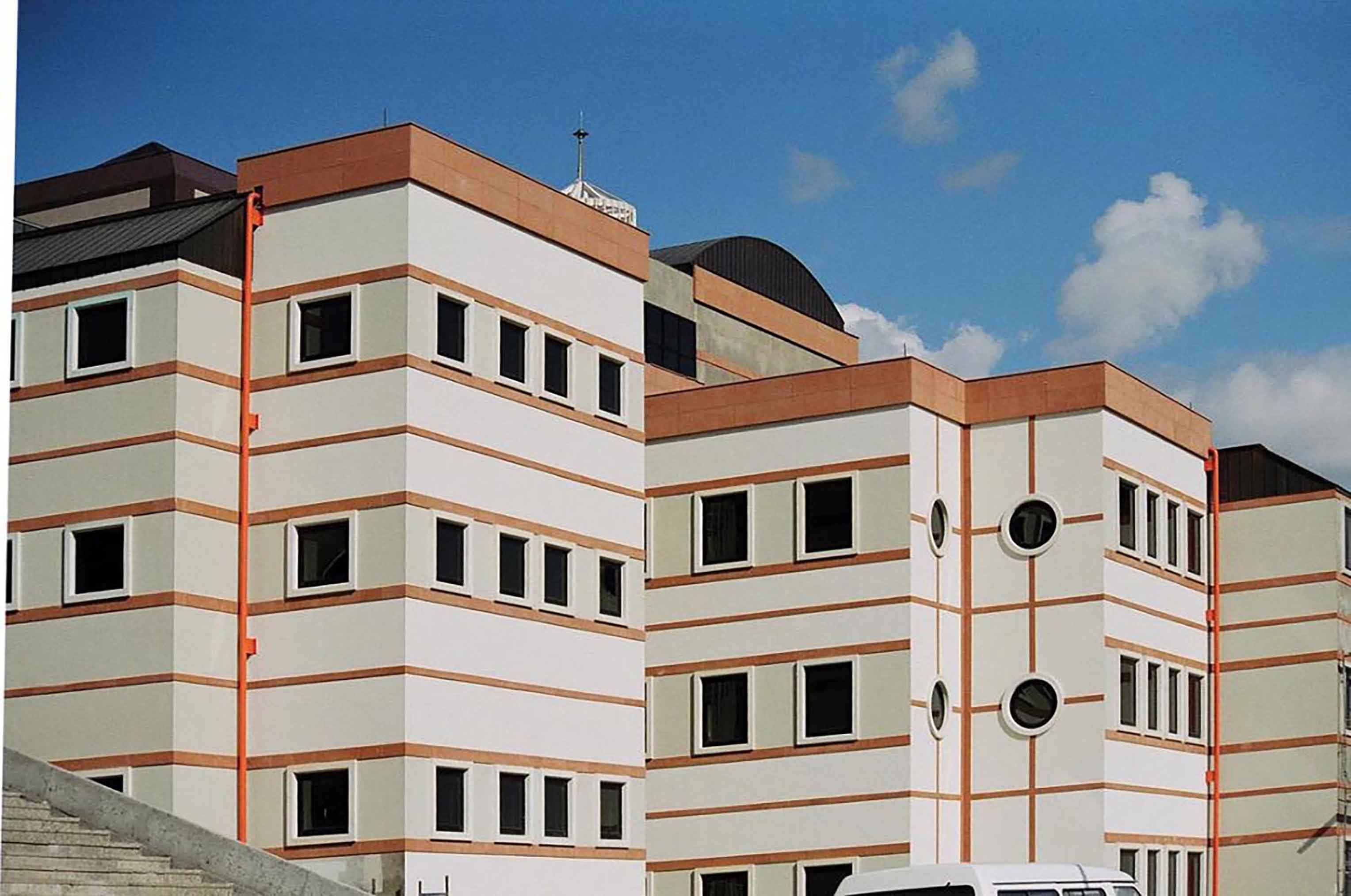 Fibrobeton Kocaeli University Medical Faculty Hospital