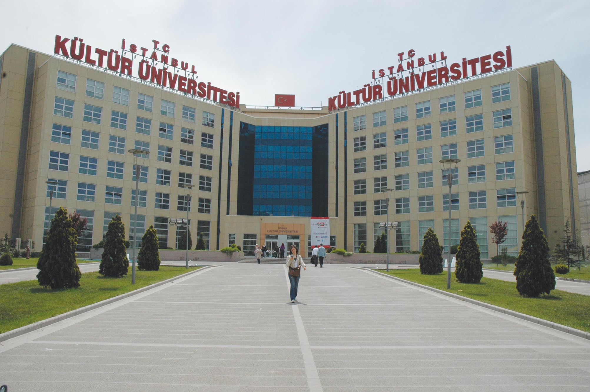 Fibrobeton Kultur University, Atakoy