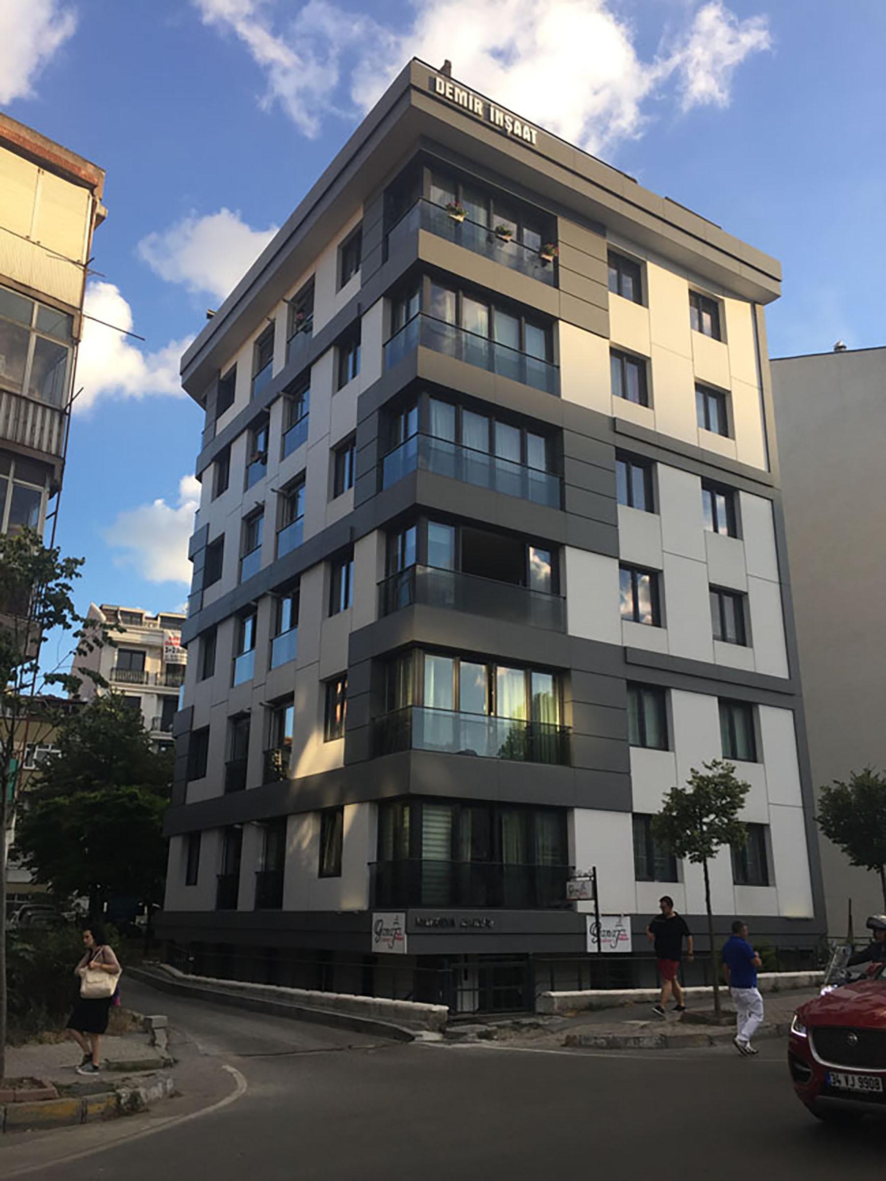 Manolya Residence, Besiktas