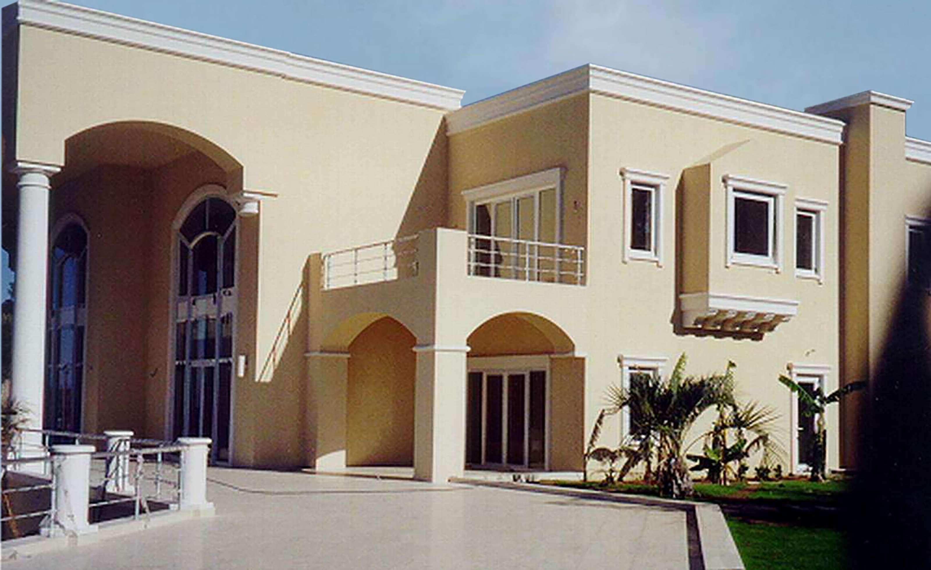 Fibrobeton Private House 16